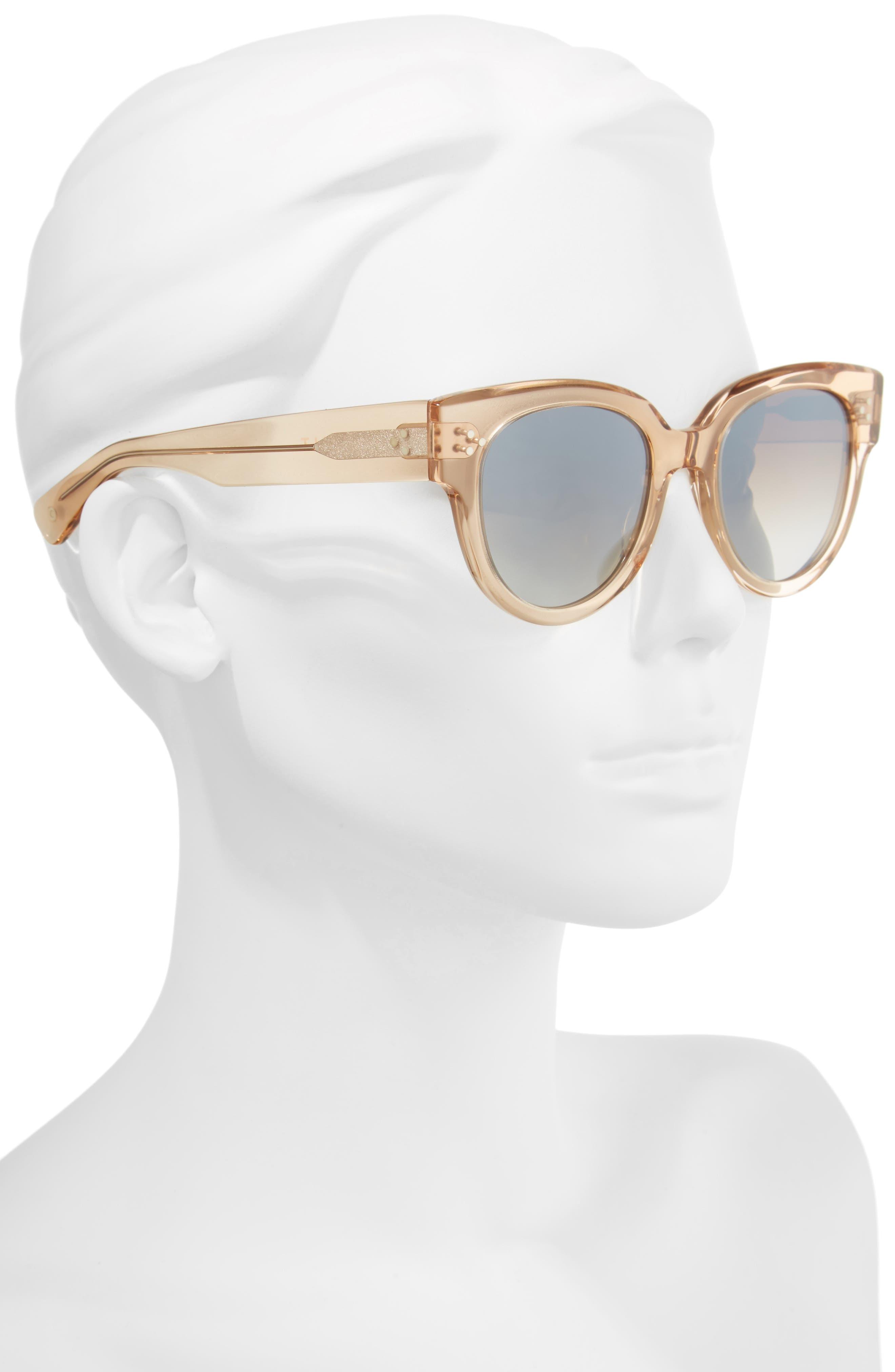 Pettibone 52mm Polarized Sunglasses,                             Alternate thumbnail 8, color,