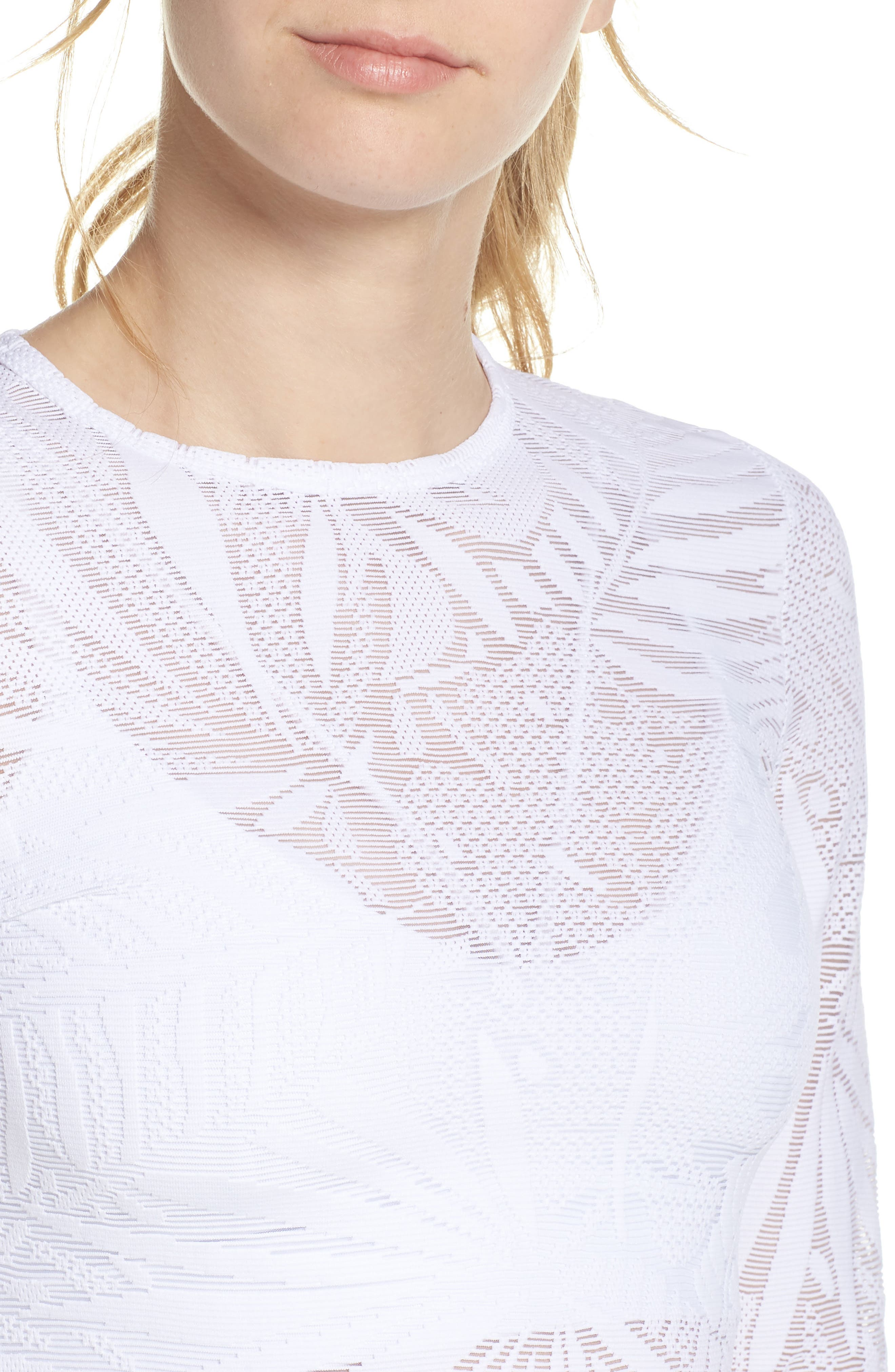 Oasis Mesh Pullover,                             Alternate thumbnail 4, color,                             179
