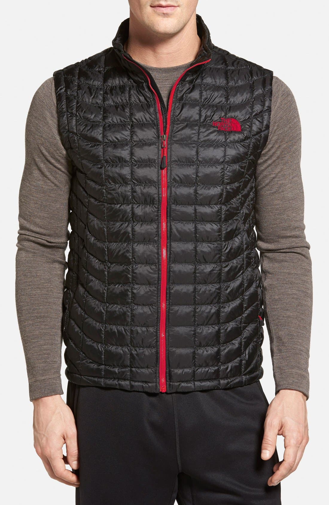 'ThermoBall<sup>™</sup>' Packable PrimaLoft<sup>®</sup> Vest,                             Main thumbnail 11, color,
