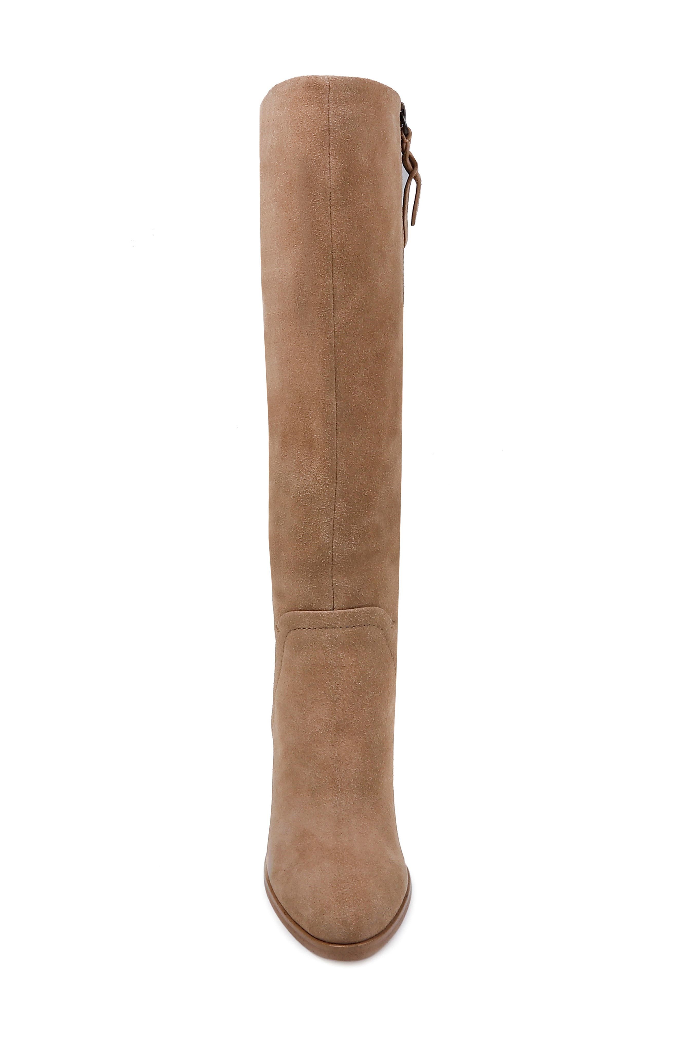 Chester Boot,                             Alternate thumbnail 4, color,                             OAT SUEDE
