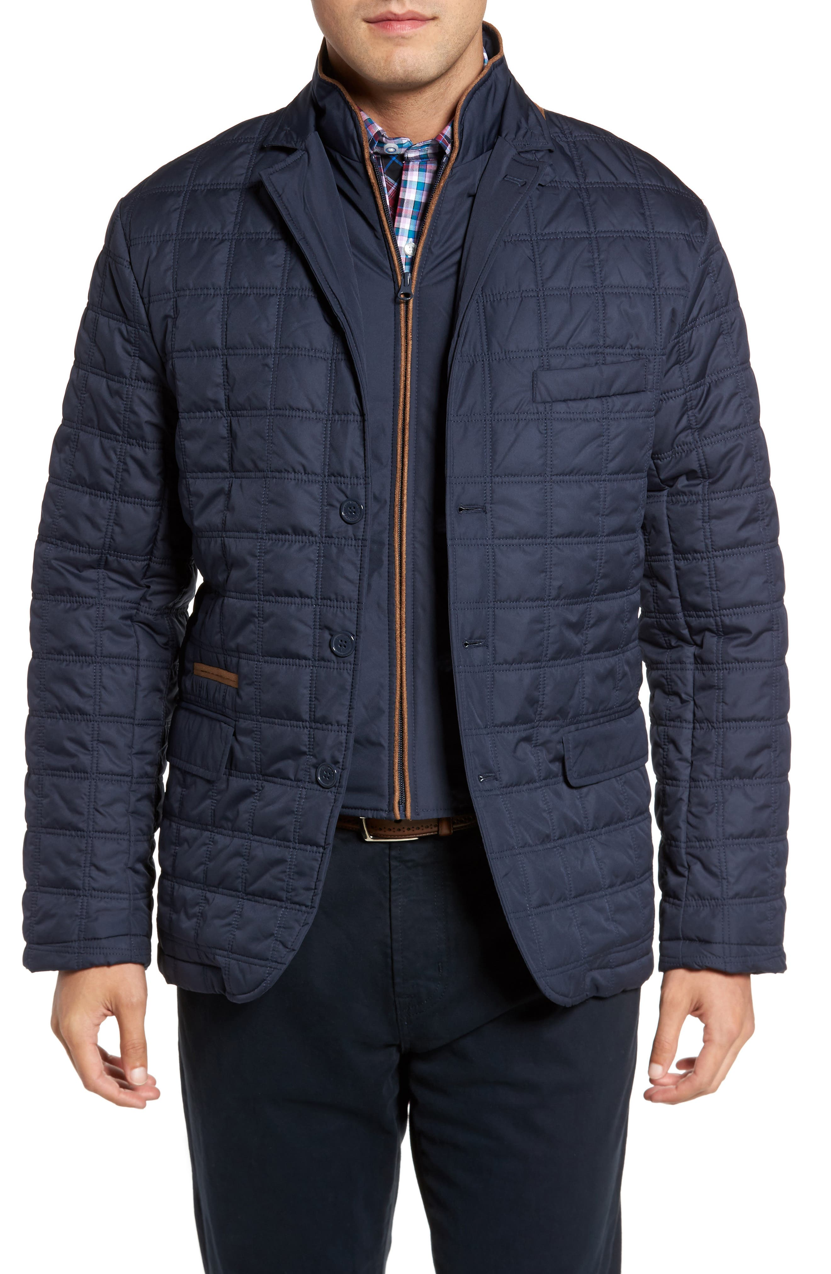 Hodge Quilted Jacket, Main, color, 410