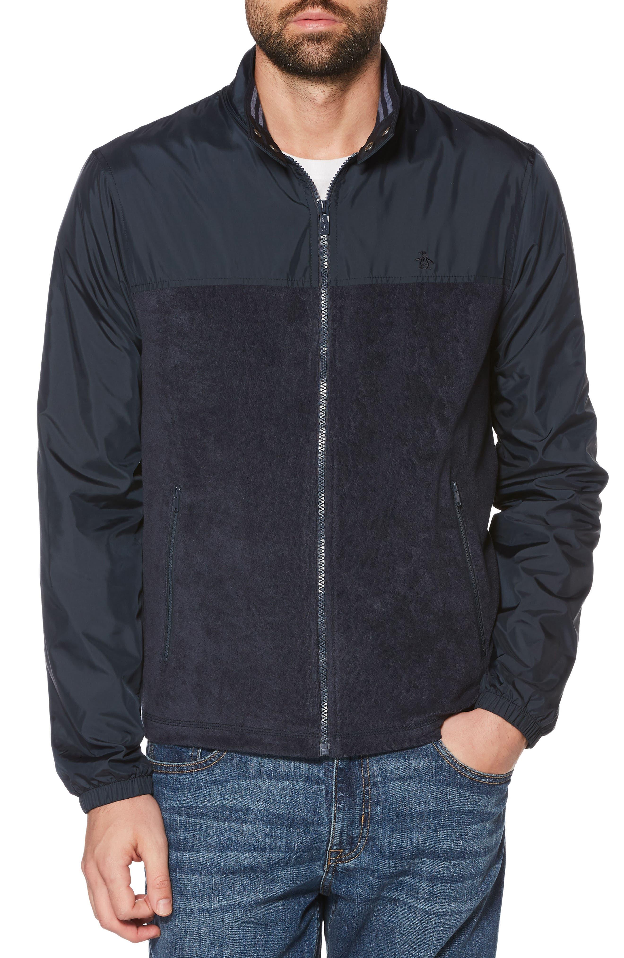 Vintage Gym Ratner Jacket,                         Main,                         color, 413