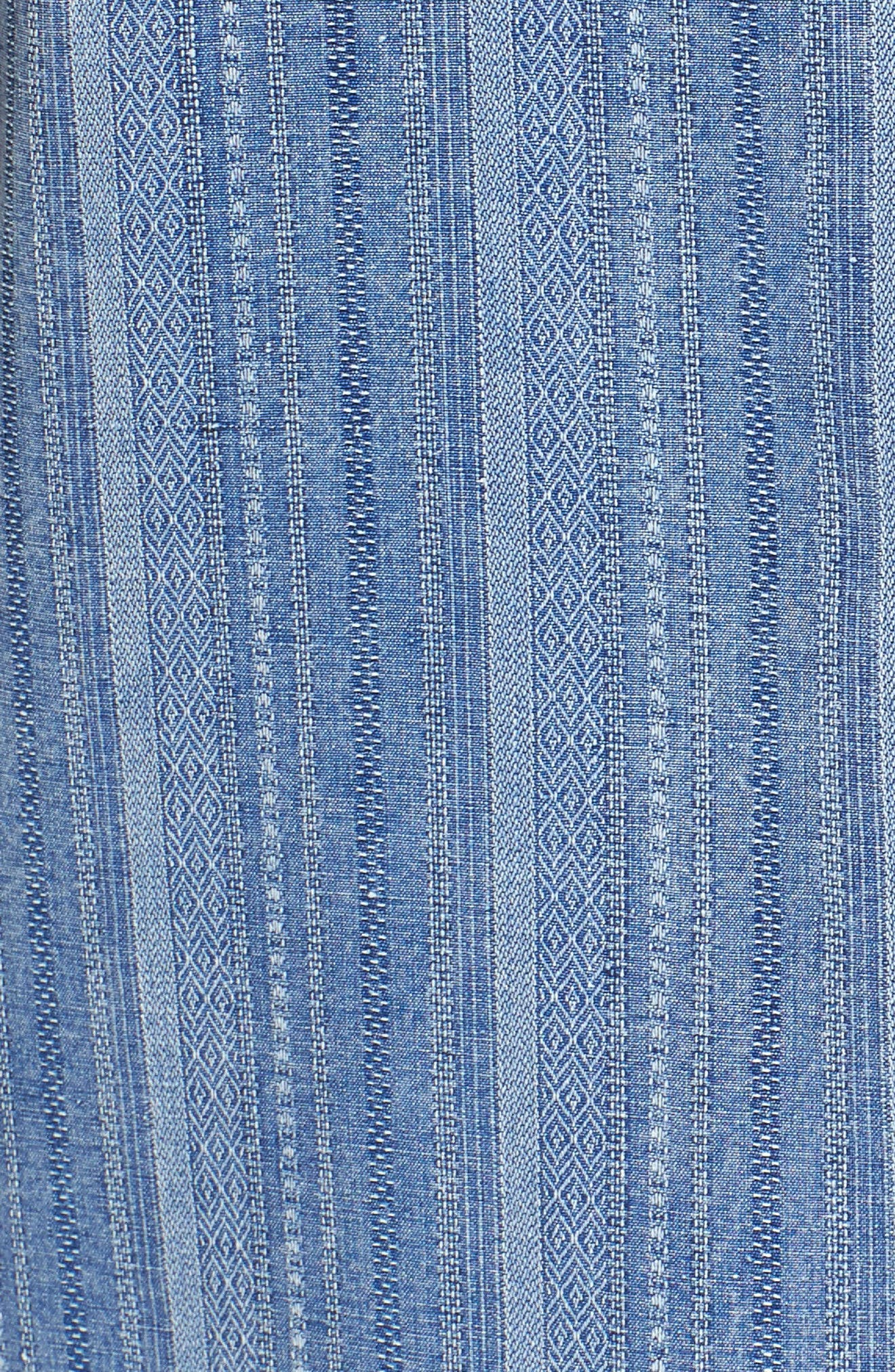 Zaldera Stripe Silk Camp Shirt,                             Alternate thumbnail 19, color,