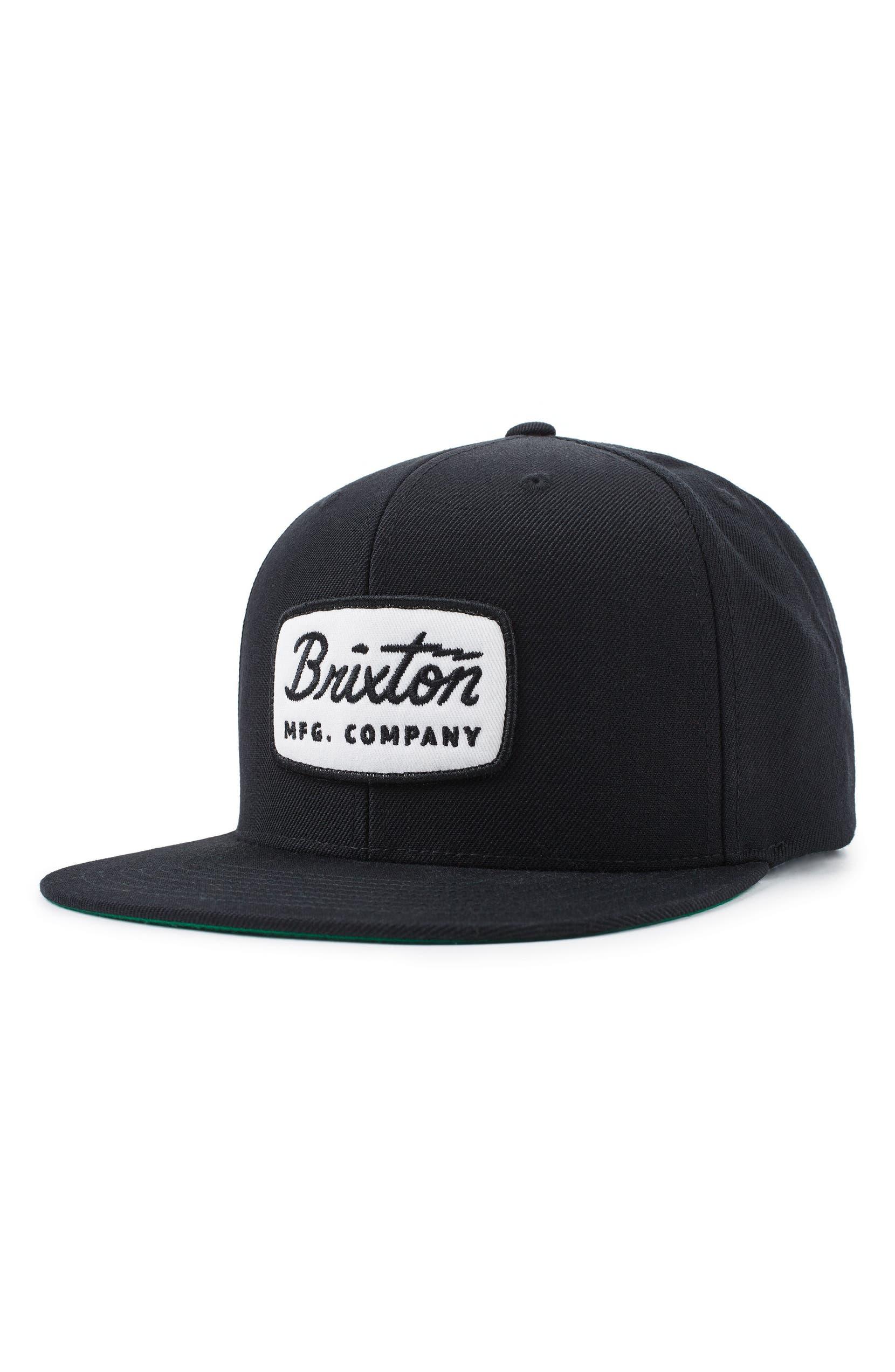 Brixton  Jolt  Snapback Cap  7edae658150