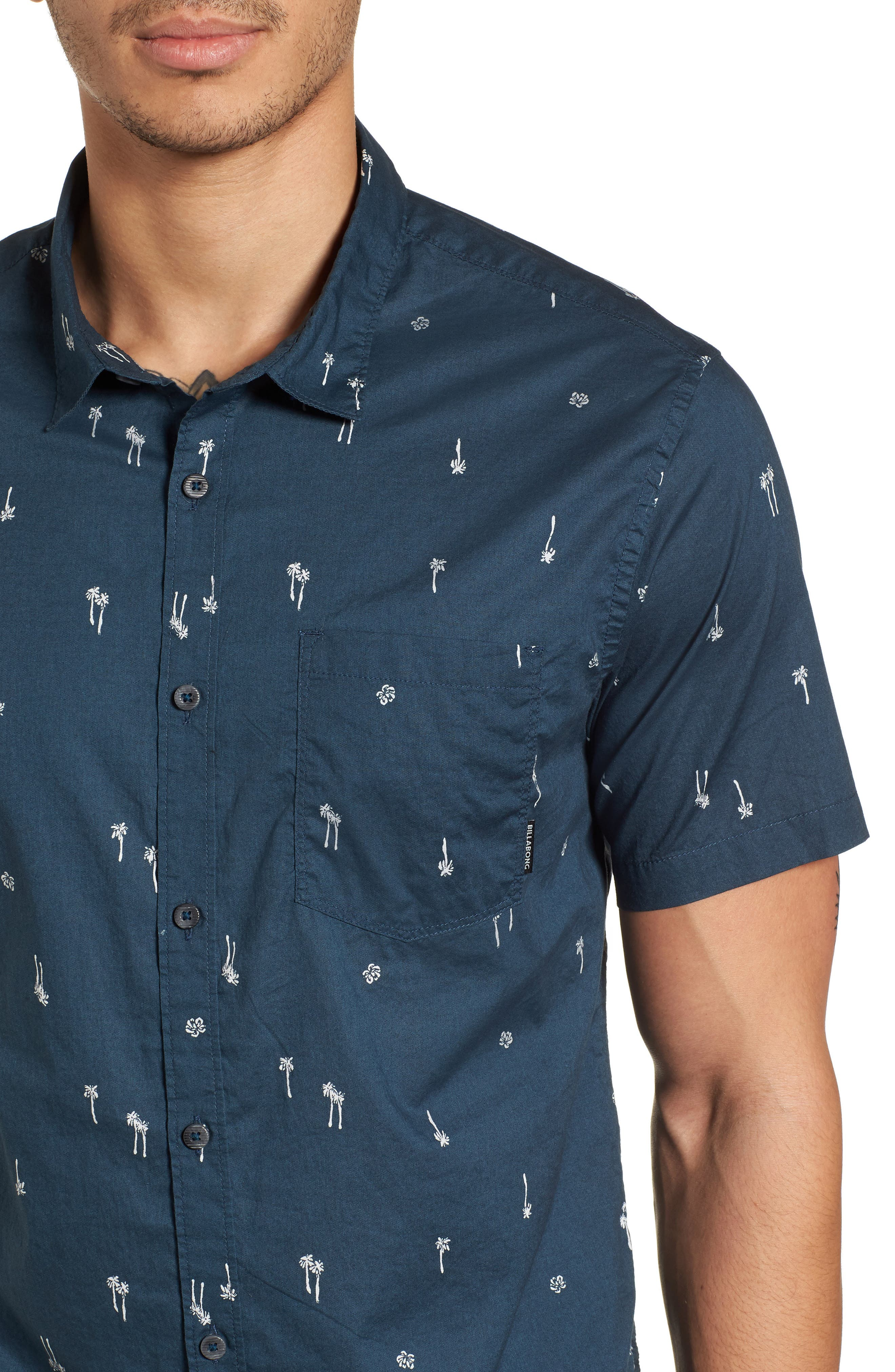 Sundays Mini Short Sleeve Shirt,                             Alternate thumbnail 12, color,