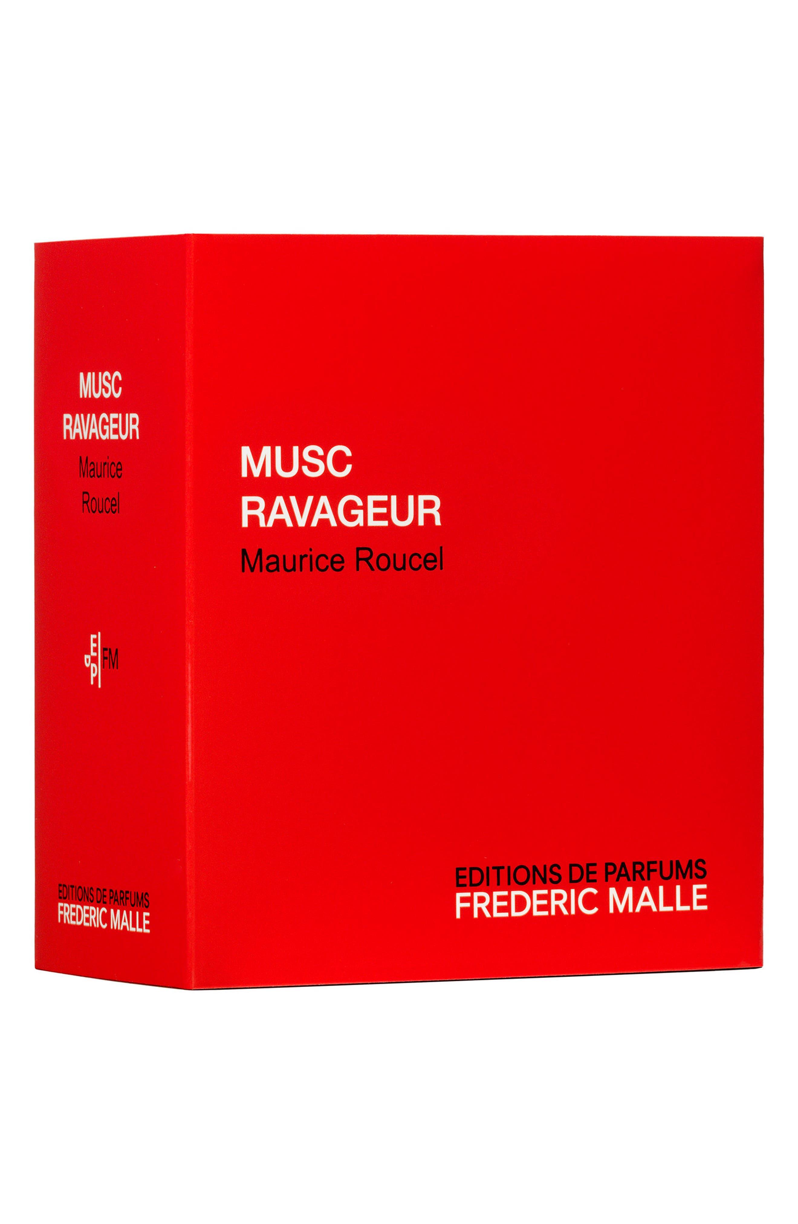 Editions de Parfums Frédéric Malle Musc Ravageur Parfum Spray,                             Alternate thumbnail 4, color,                             NO COLOR
