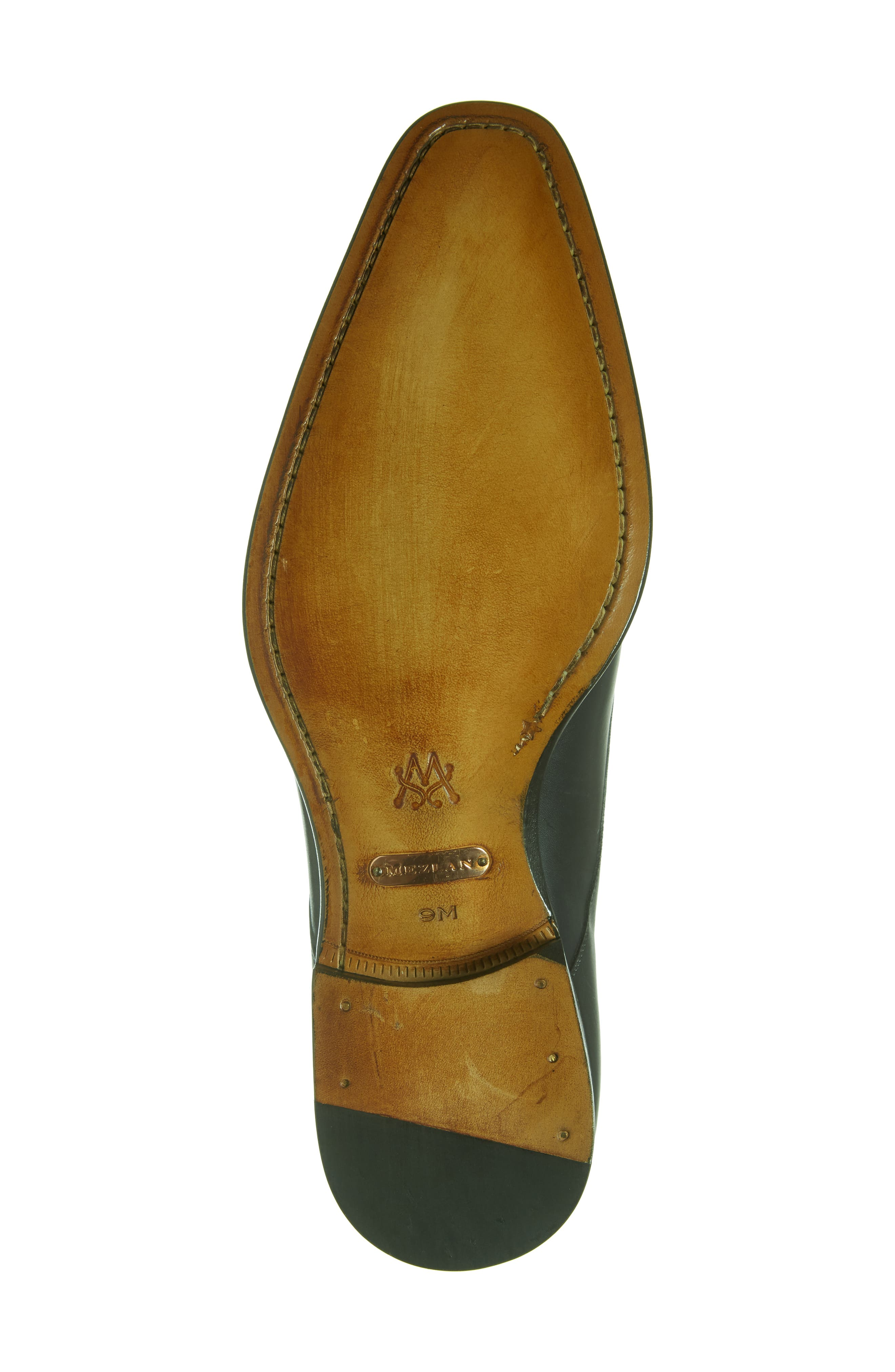Cajal Double Monk Strap Cap Toe Shoe,                             Alternate thumbnail 6, color,                             001