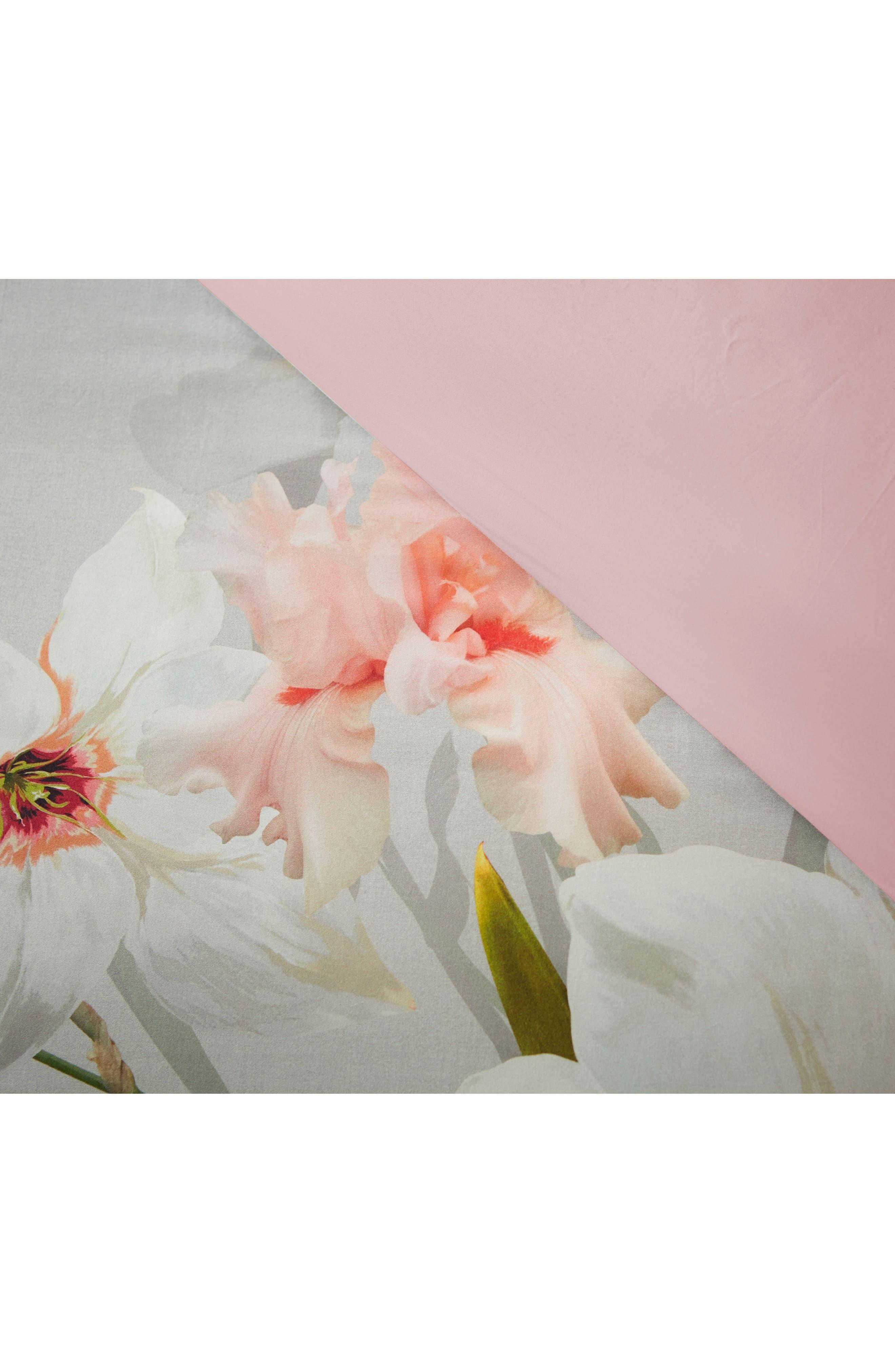 Chatsworth Bloom Duvet Cover & Sham Set,                             Alternate thumbnail 2, color,                             070