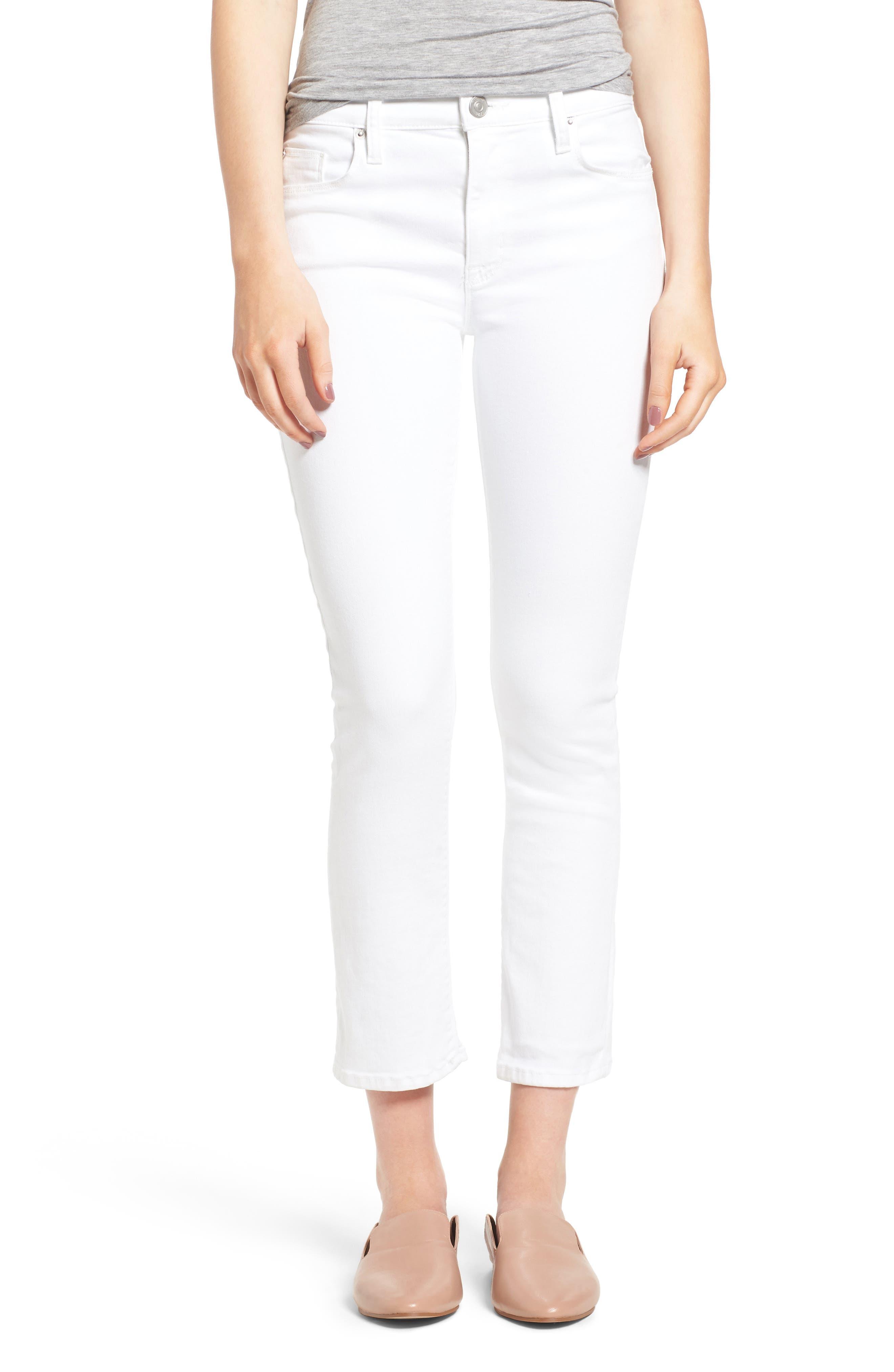 Harper High Rise Crop Jeans,                             Main thumbnail 2, color,