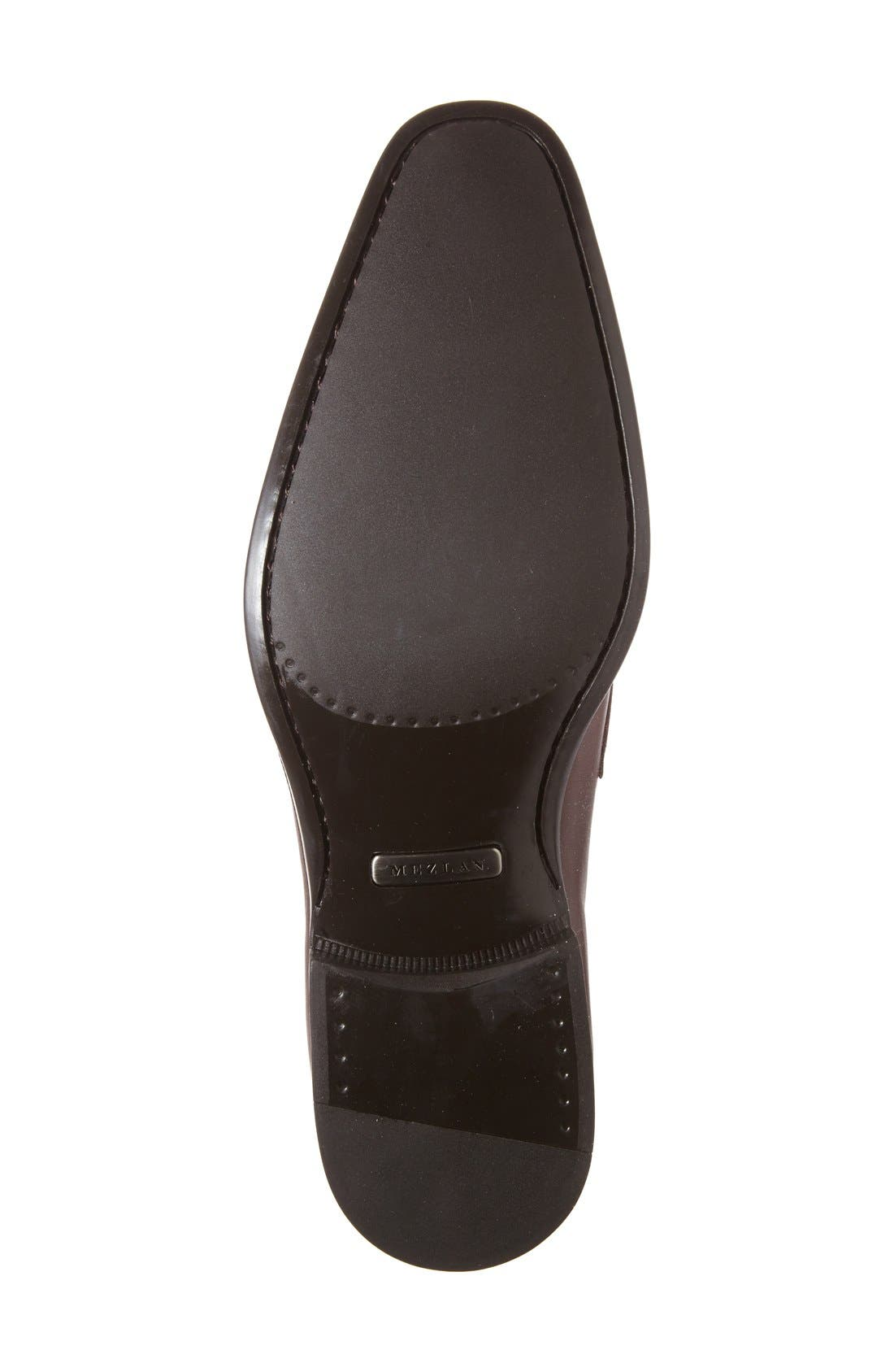 'Trento' Penny Loafer,                             Alternate thumbnail 8, color,