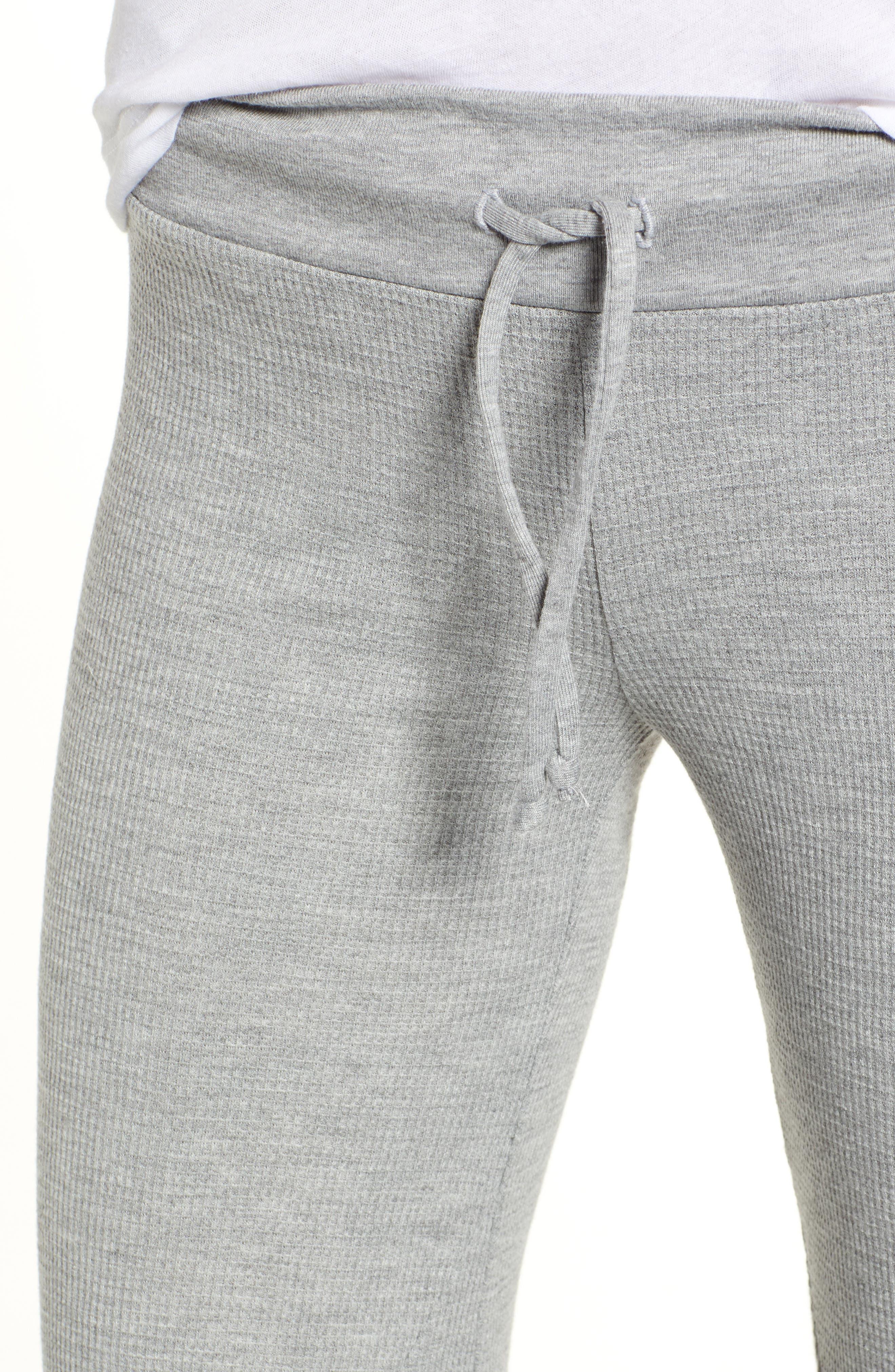 Corso Flared Thermal Sweatpants,                             Alternate thumbnail 4, color,                             020
