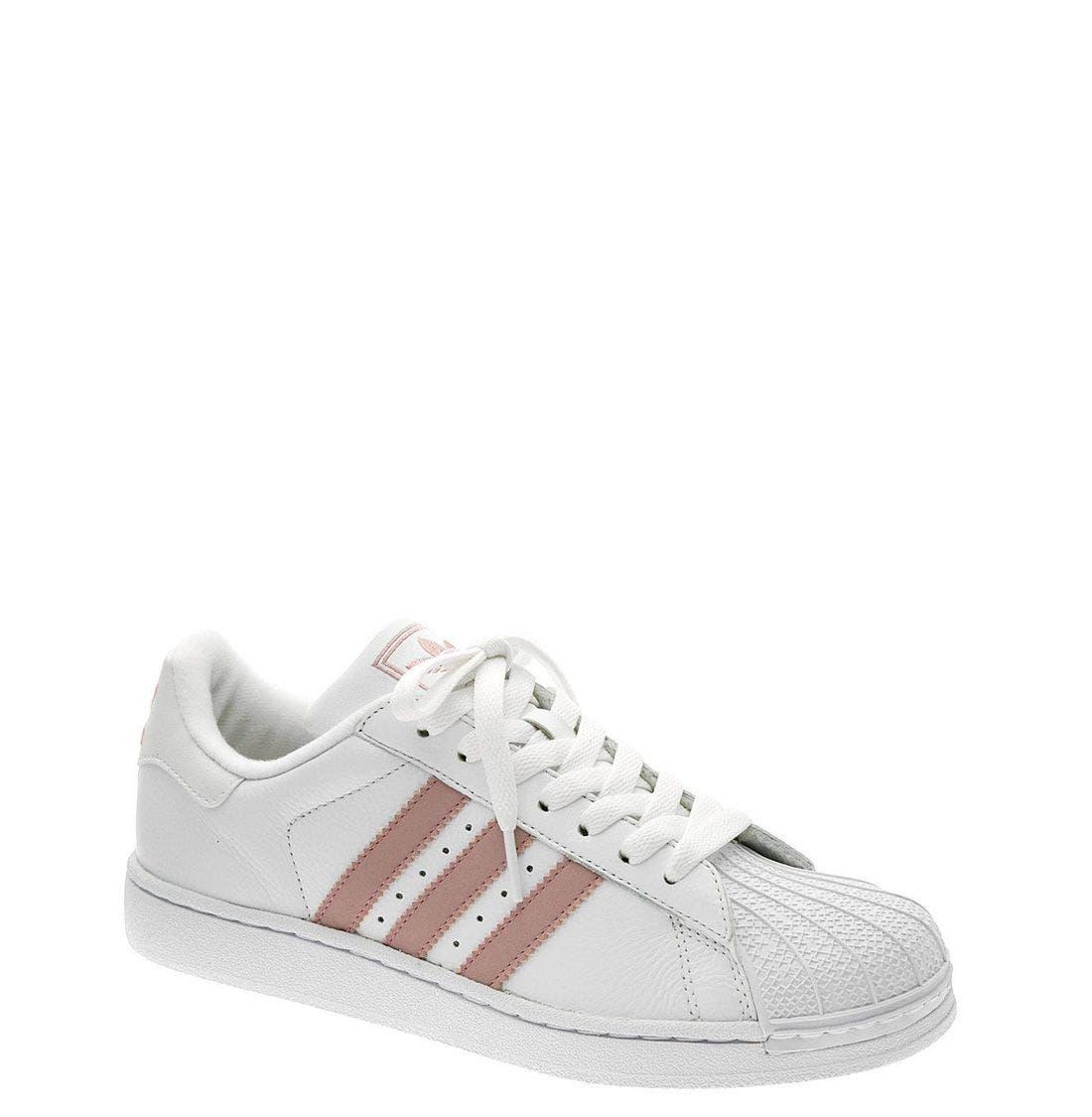 'Superstar' Sneaker,                             Main thumbnail 4, color,