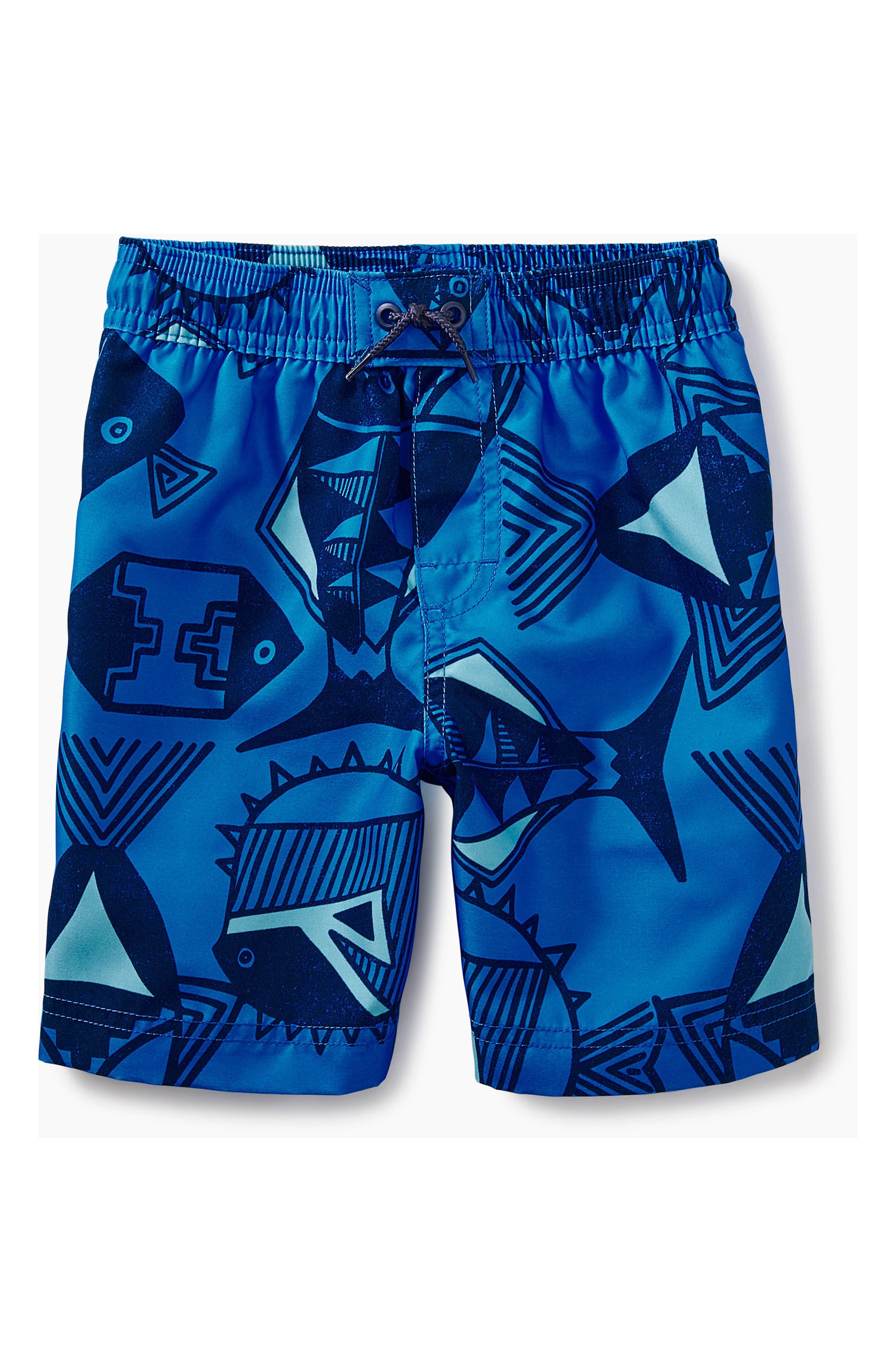 Print Board Shorts,                             Main thumbnail 4, color,