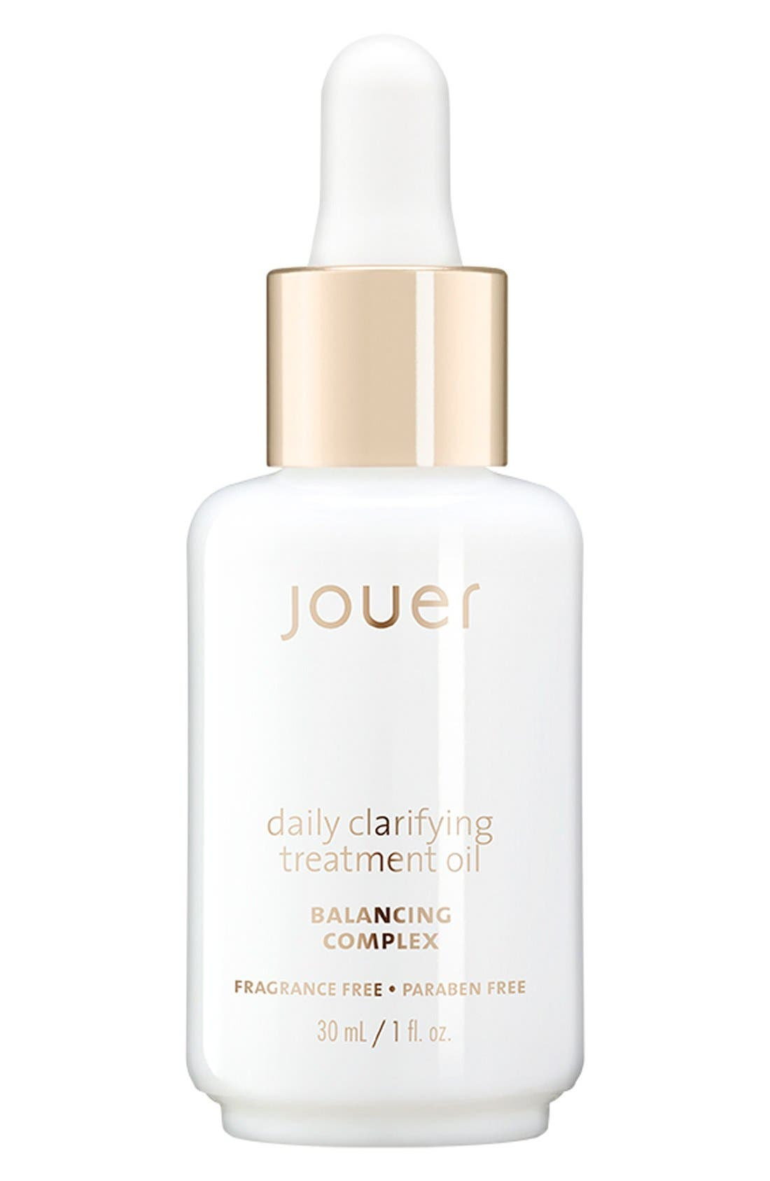 Daily Clarifying Oil,                         Main,                         color, NO COLOR