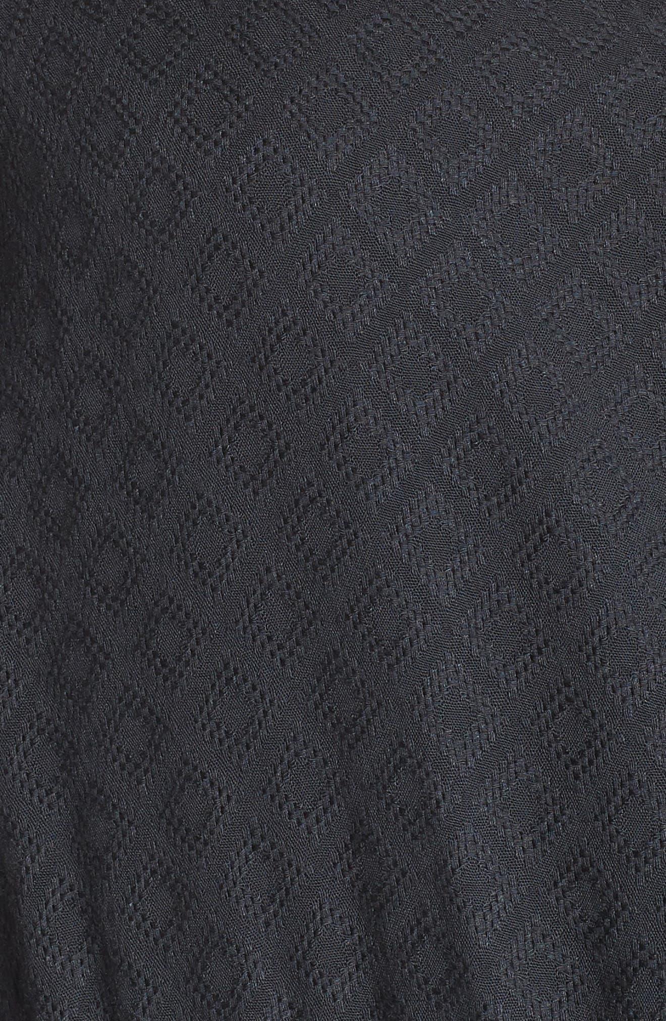 Kimono Sleeve Romper,                             Alternate thumbnail 6, color,                             419