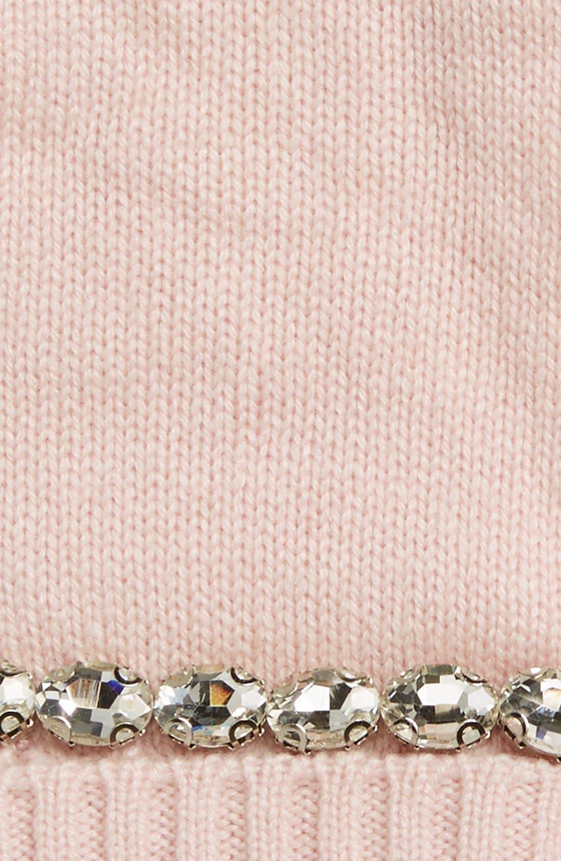 KATE SPADE NEW YORK,                             'pretty lady' gloves,                             Alternate thumbnail 2, color,                             650