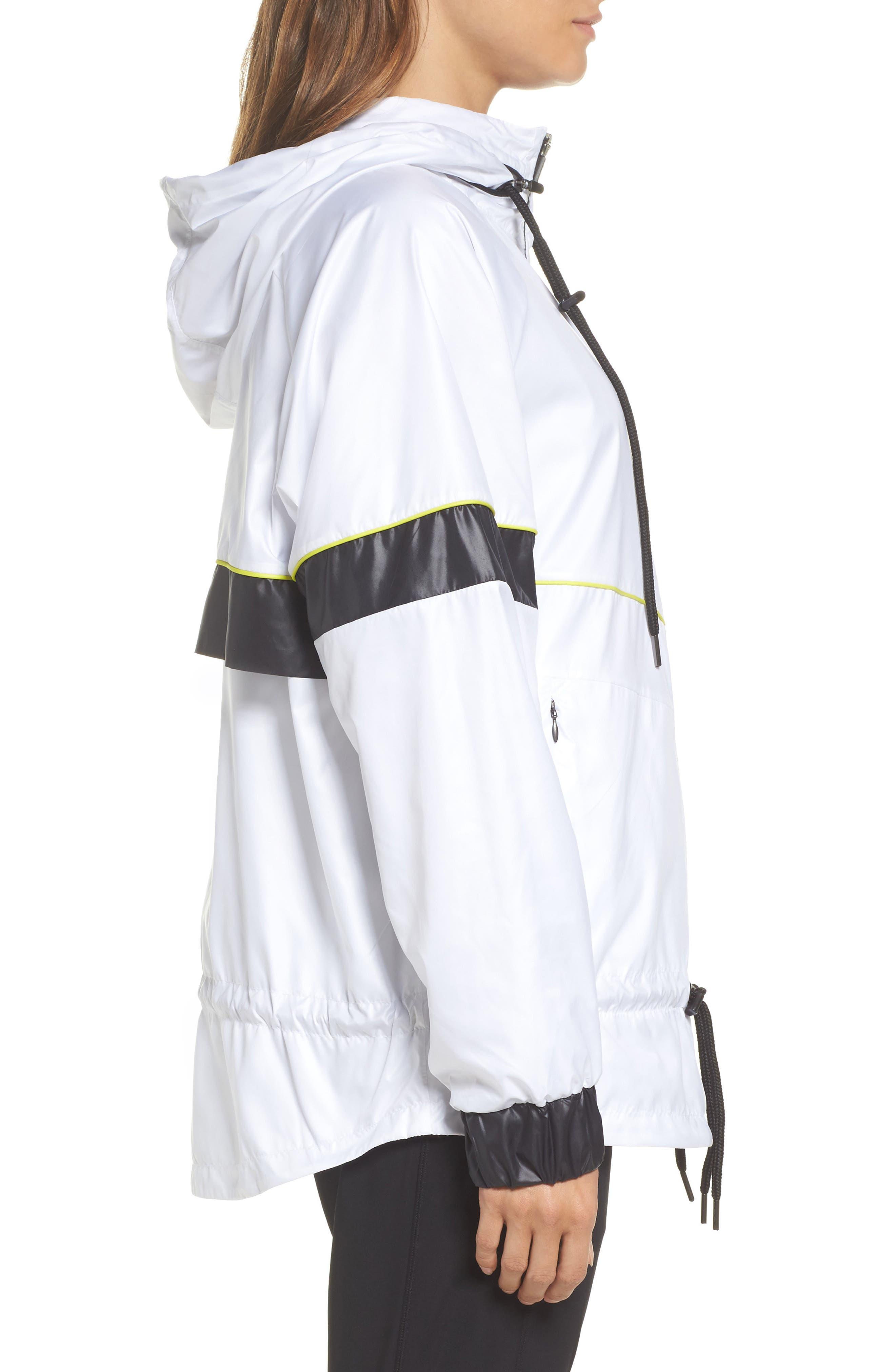 Shadowboxer Jacket,                             Alternate thumbnail 3, color,                             100