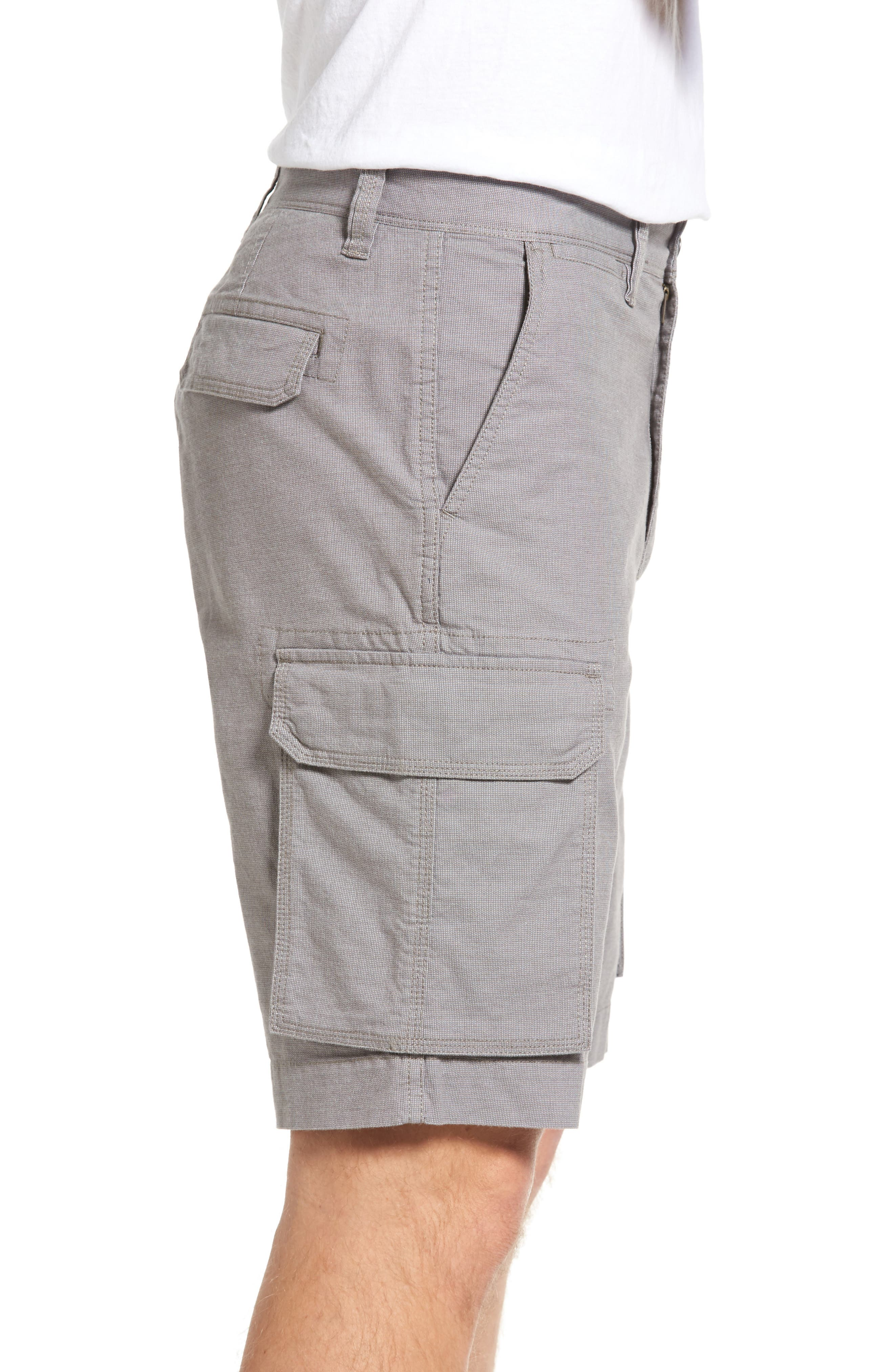 Ludstone Cargo Shorts,                             Alternate thumbnail 3, color,                             053