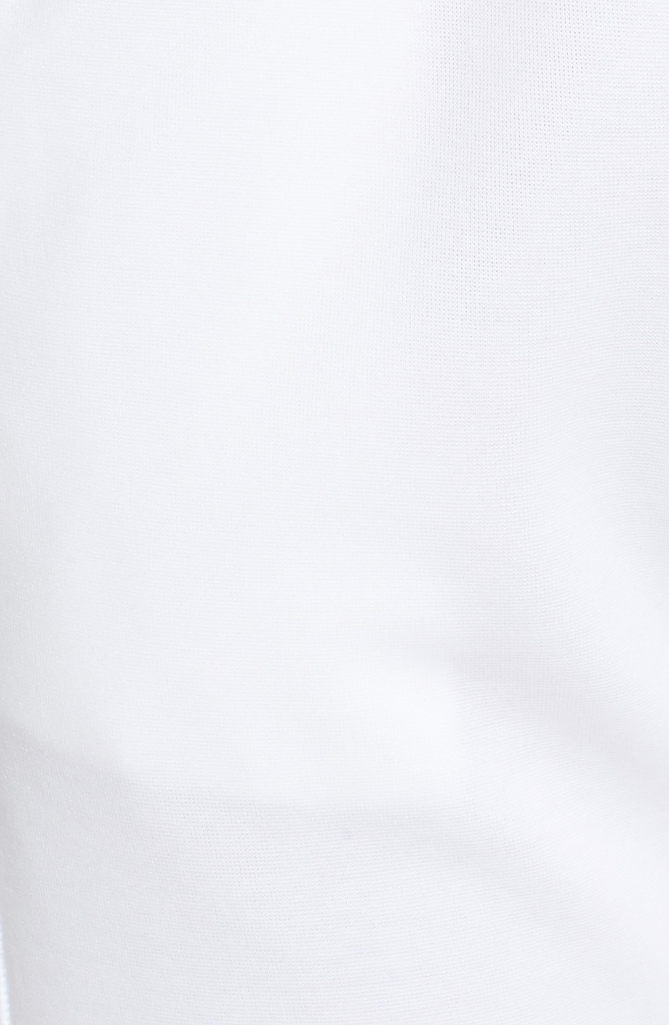Sportswear Air Jogger Pants,                             Alternate thumbnail 6, color,                             WHITE/ ROSE GOLD/ BLACK