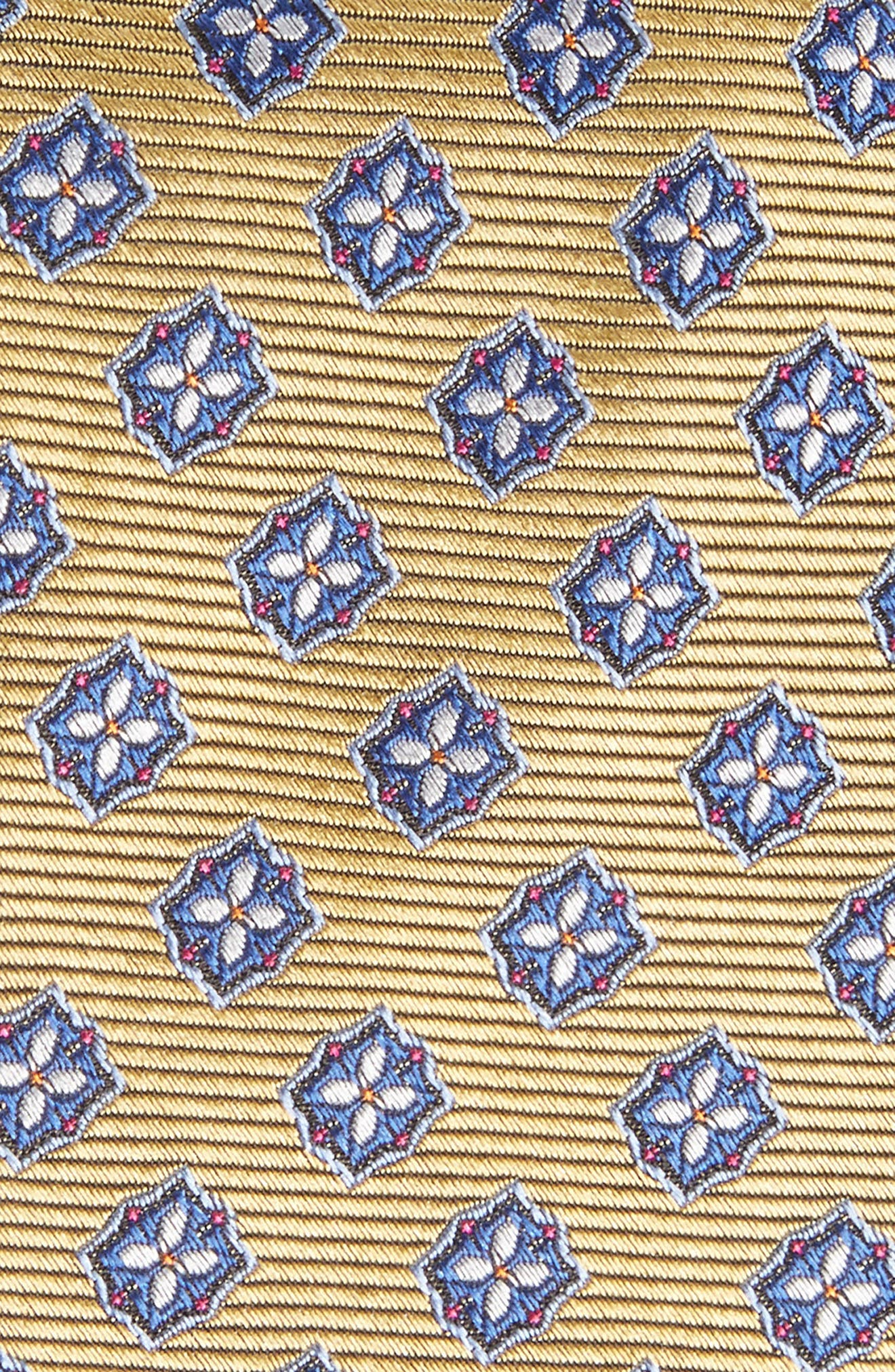 Medallion Silk Tie,                             Alternate thumbnail 11, color,