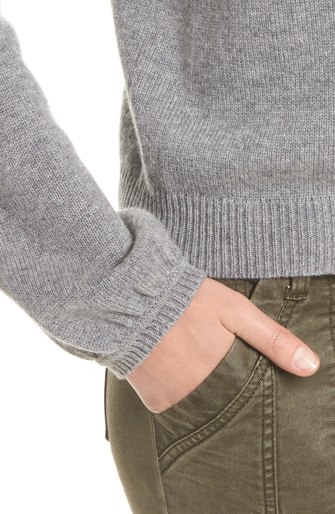 Affie Wool & Cashmere Sweater,                             Alternate thumbnail 8, color,