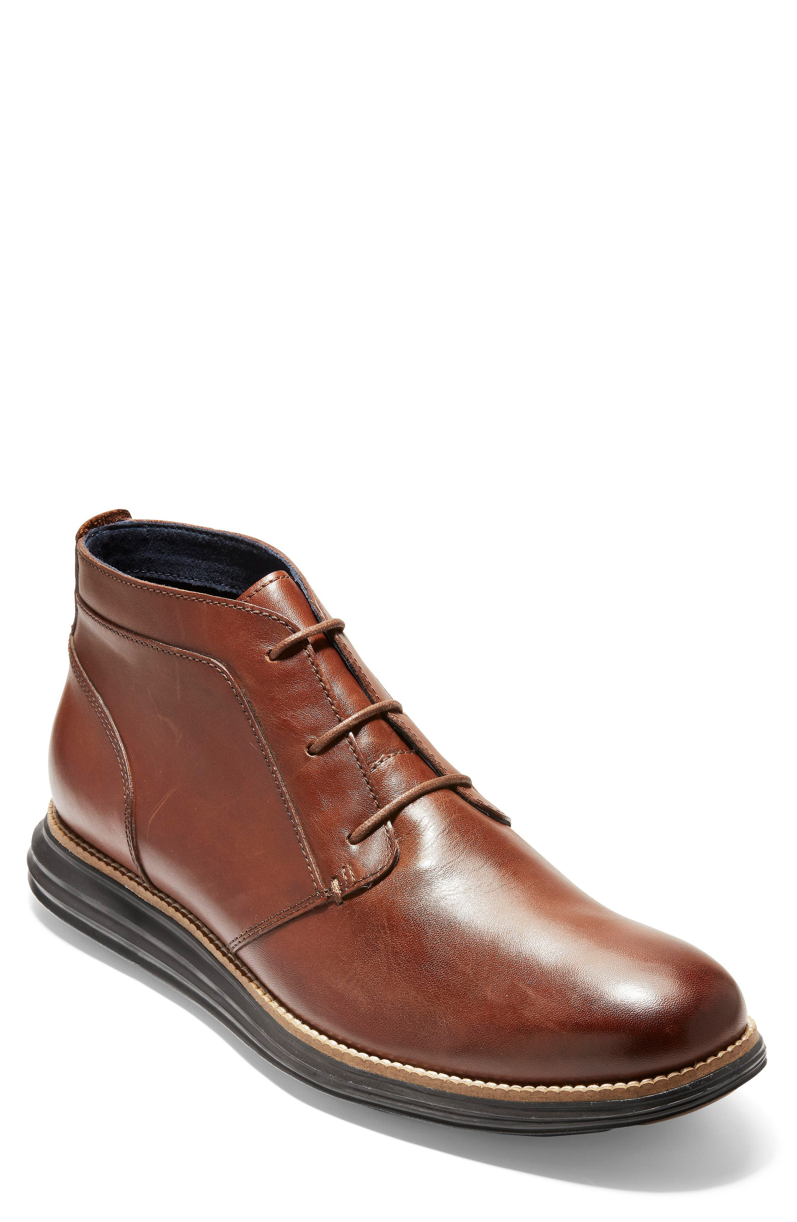 Cole Haan Original Grand Chukka Boot, Brown