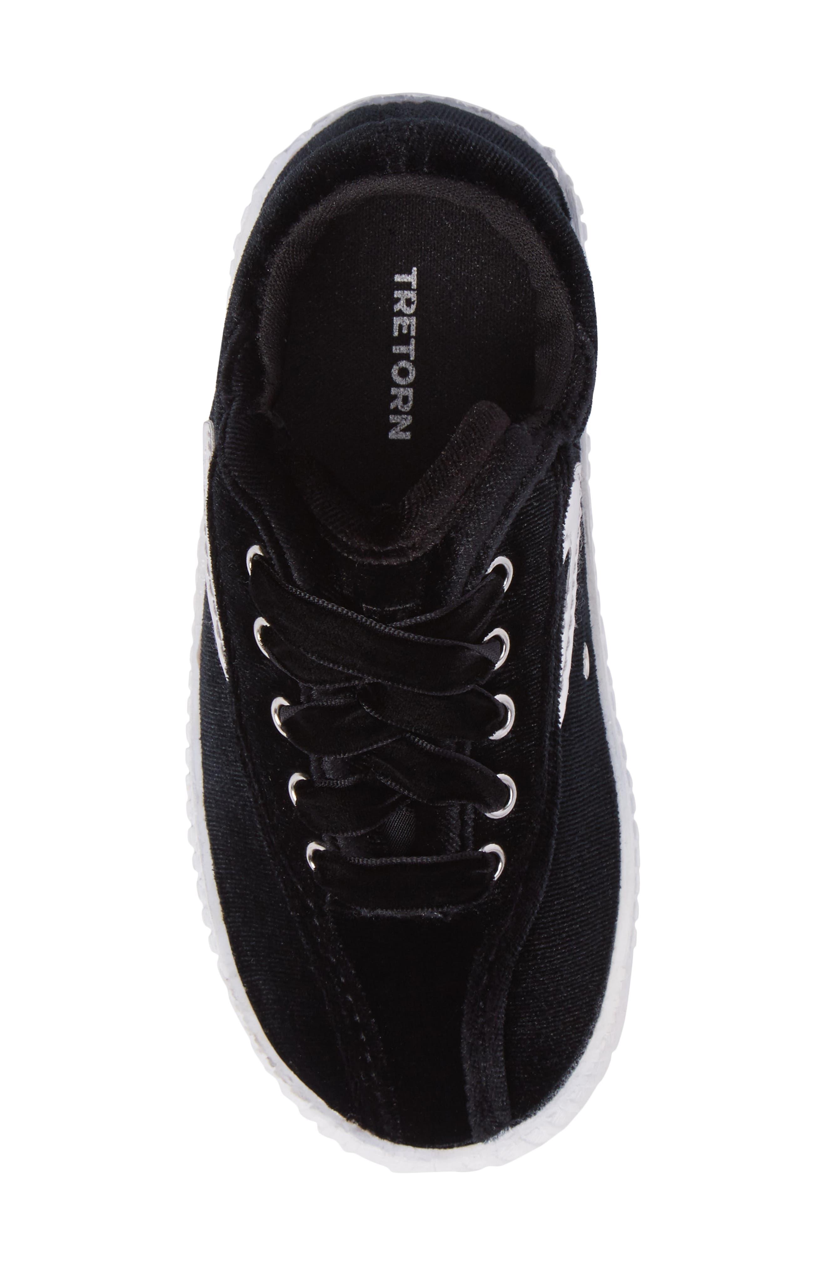 NYLite Velvet Sneaker,                             Alternate thumbnail 5, color,                             006