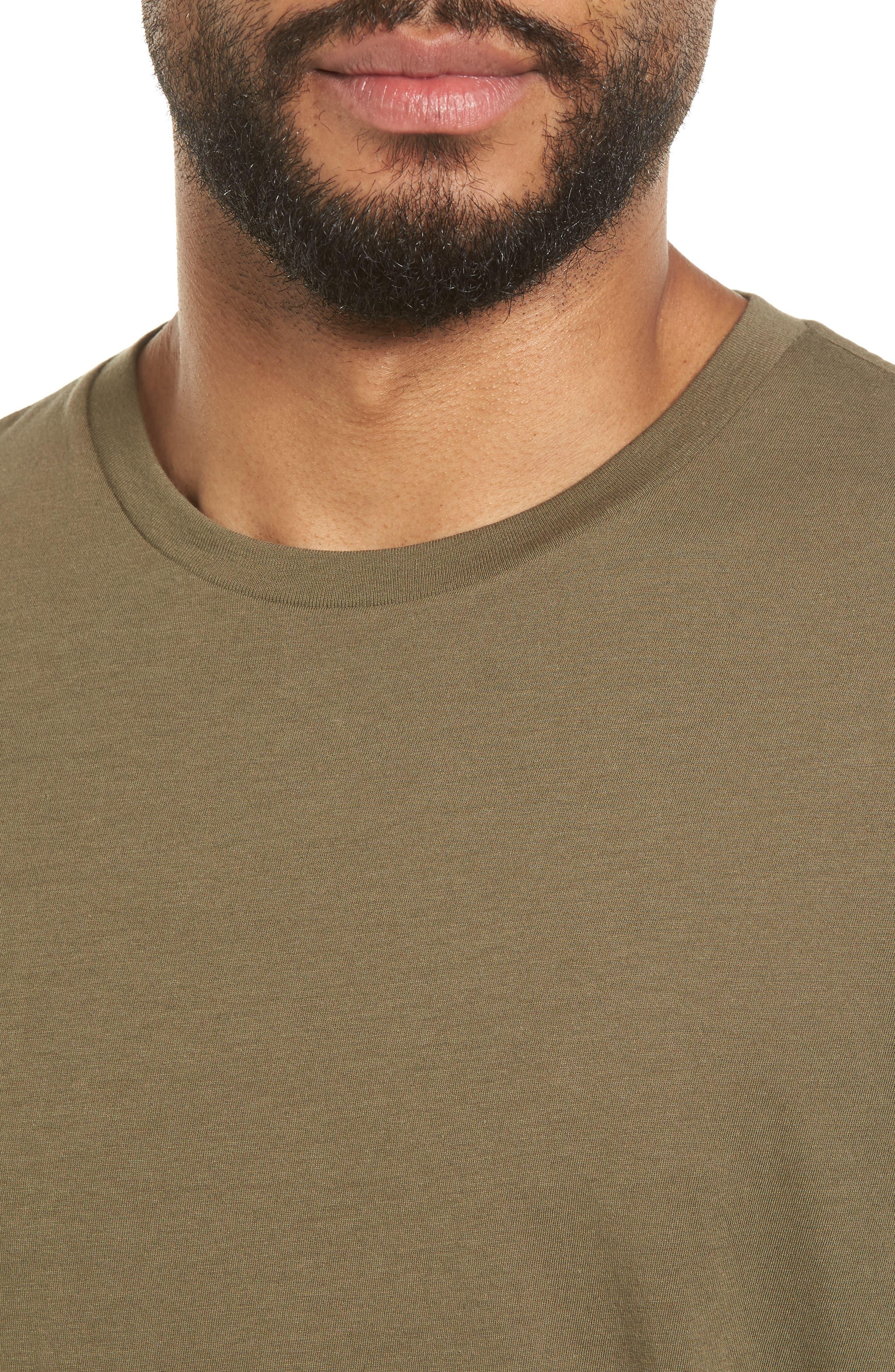 Slim Fit T-Shirt,                             Alternate thumbnail 4, color,                             300