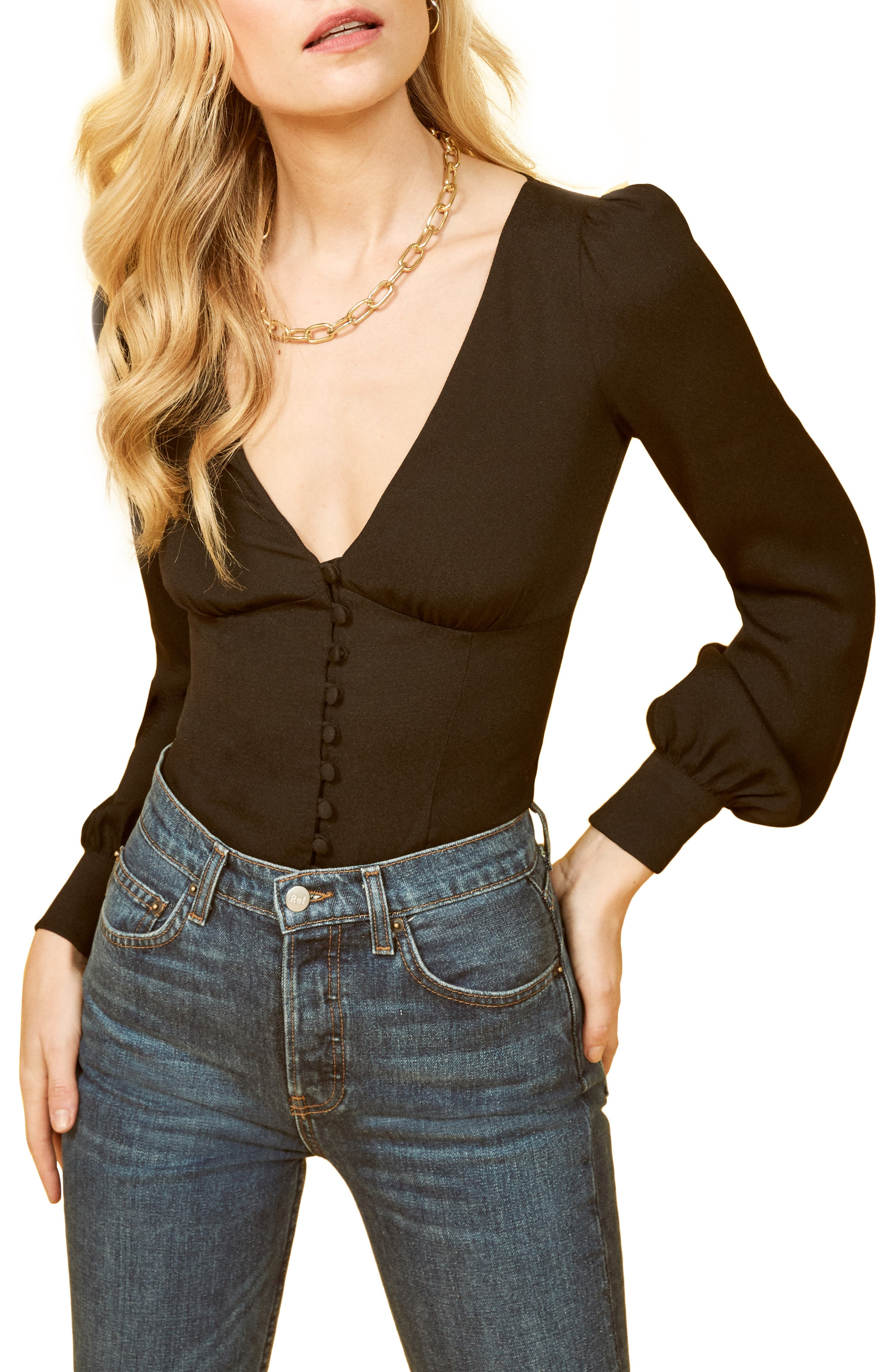 Adrienne Top by Reformation