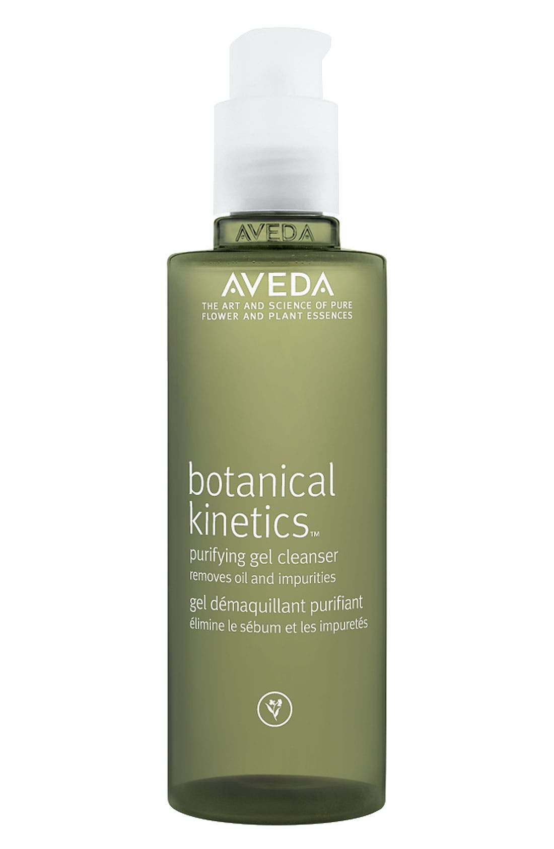 botanical kinetics<sup>™</sup> Purifying Gel Cleanser,                             Main thumbnail 1, color,                             NO COLOR