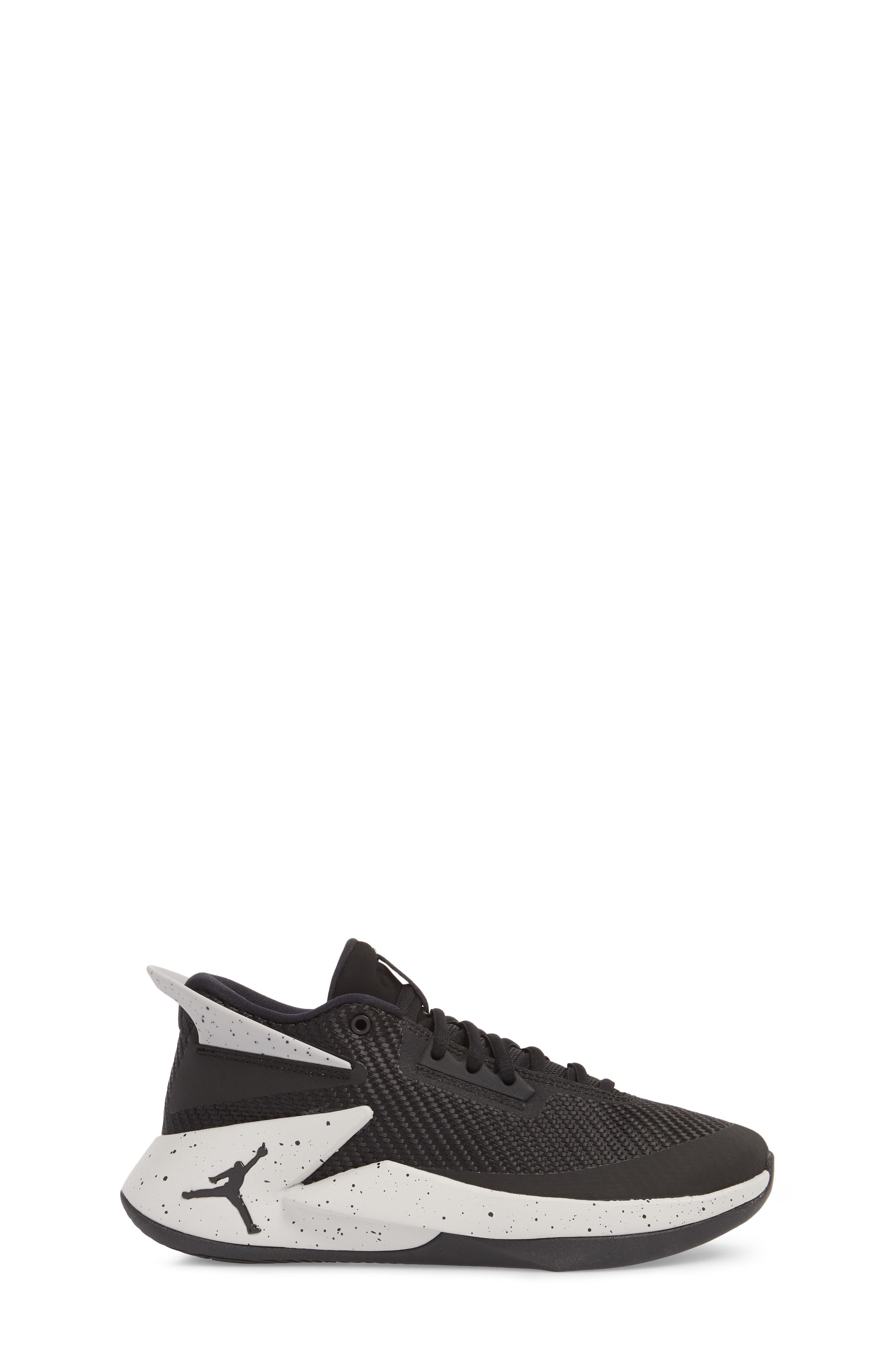 JORDAN,                             Nike Jordan Fly Lockdown Sneaker,                             Alternate thumbnail 3, color,                             010