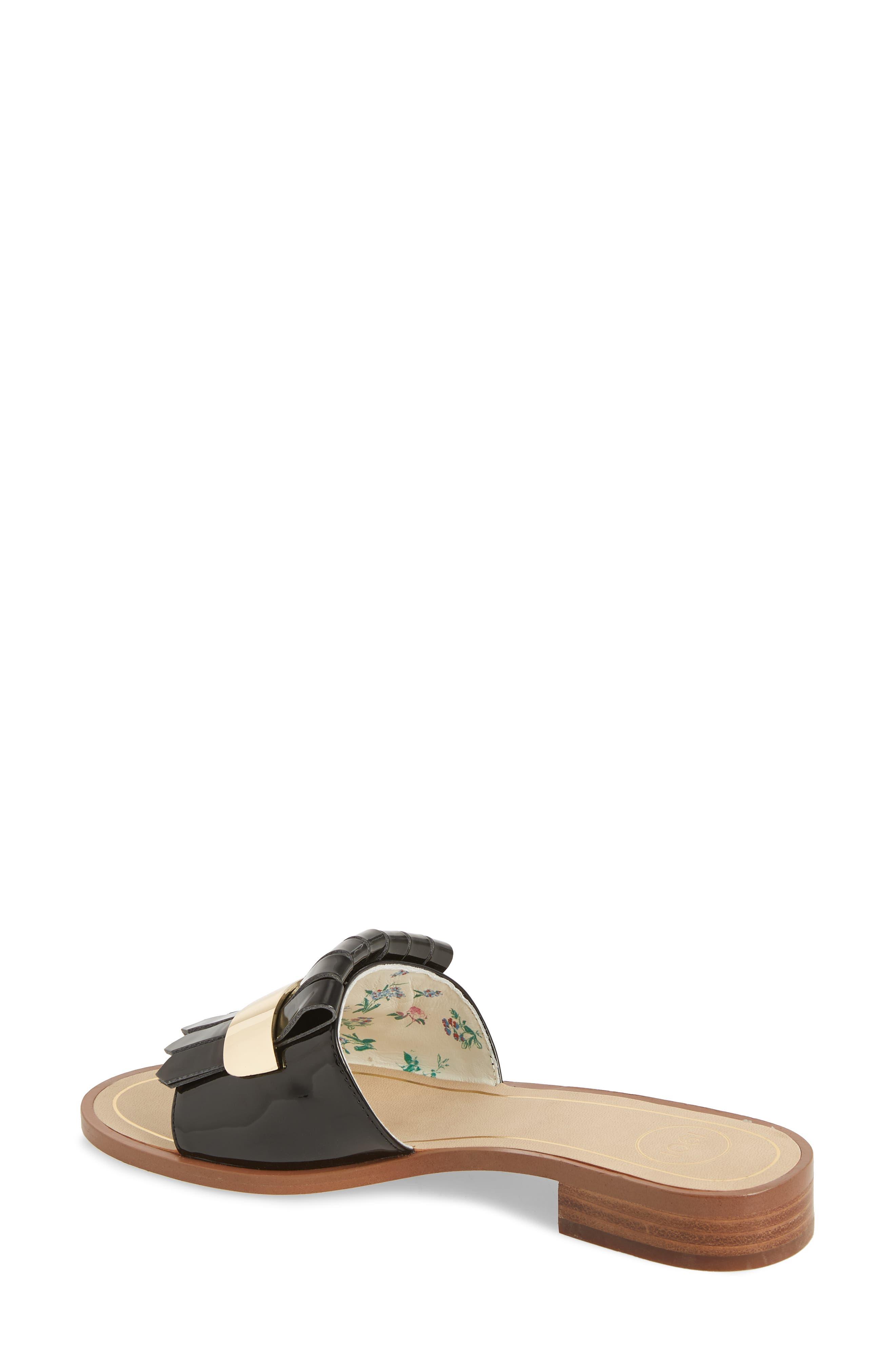 Aldrich Slide Sandal,                             Alternate thumbnail 2, color,                             002