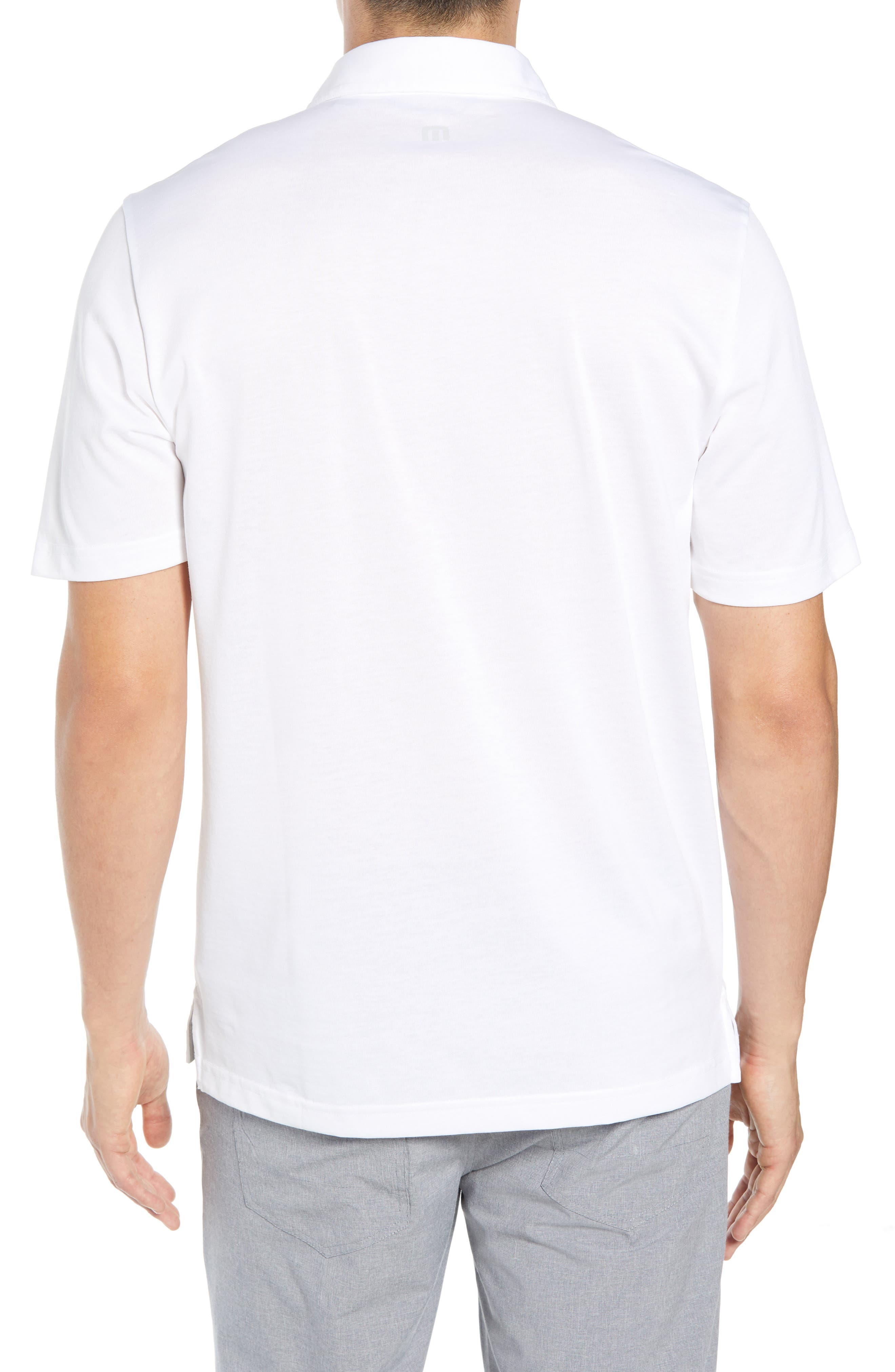 That's a You Problem Regular Fit Polo Shirt,                             Alternate thumbnail 2, color,                             100