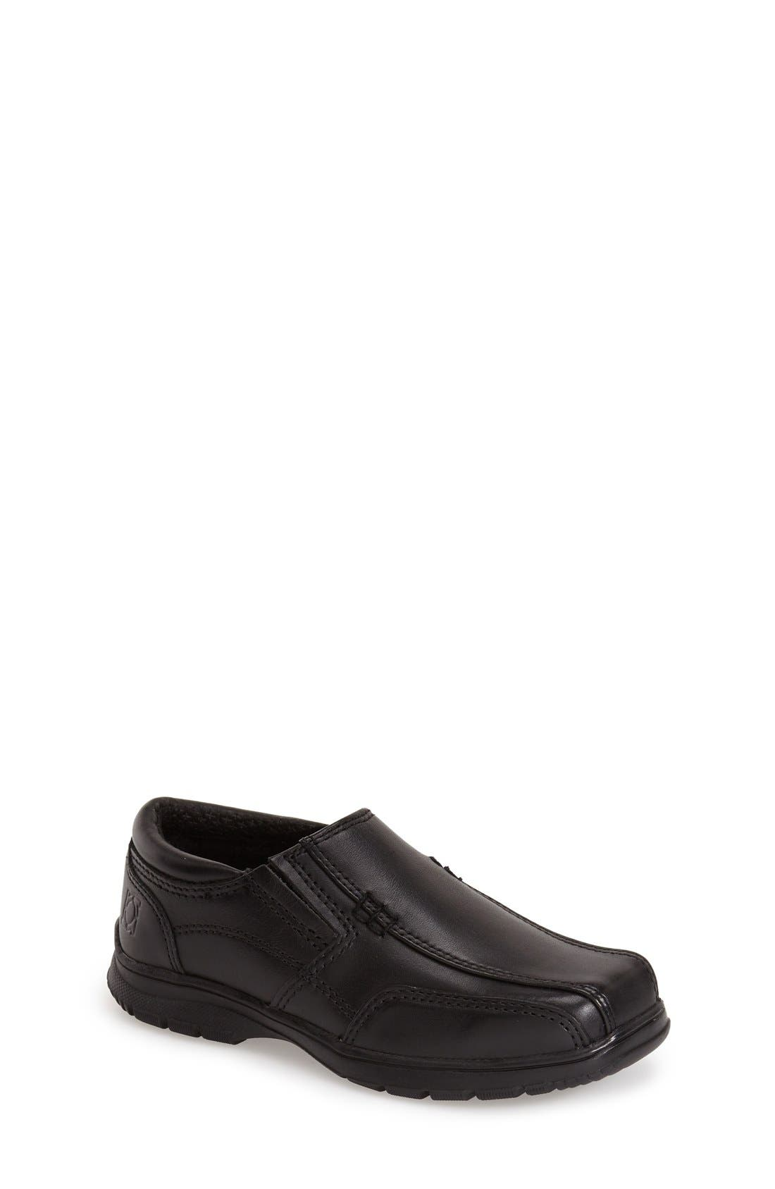 Reaction Kenneth Cole'Check N Check' Loafer,                         Main,                         color, 001