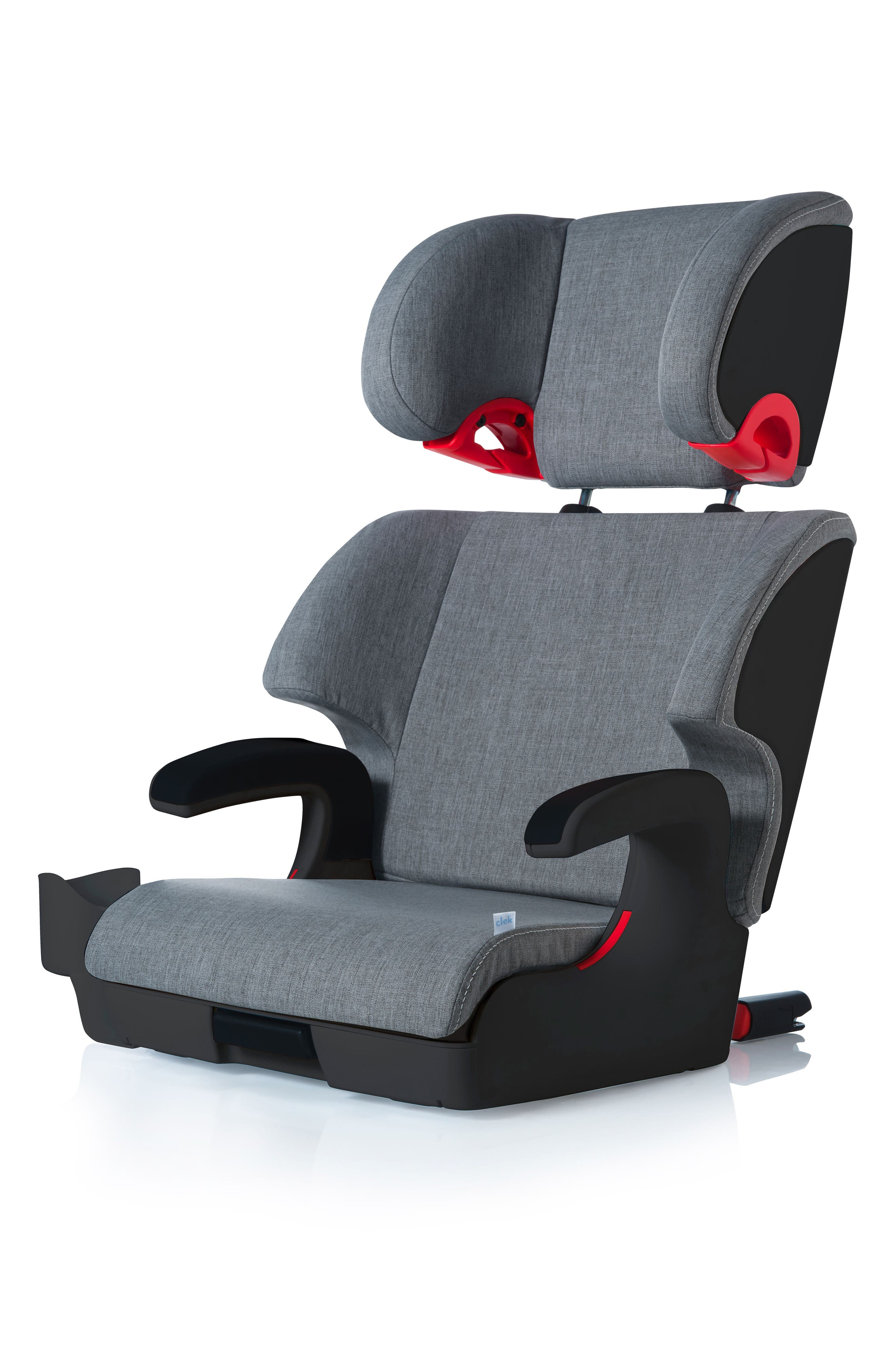 Oobr Convertible Full Back/Backless Booster Seat,                             Main thumbnail 1, color,                             020