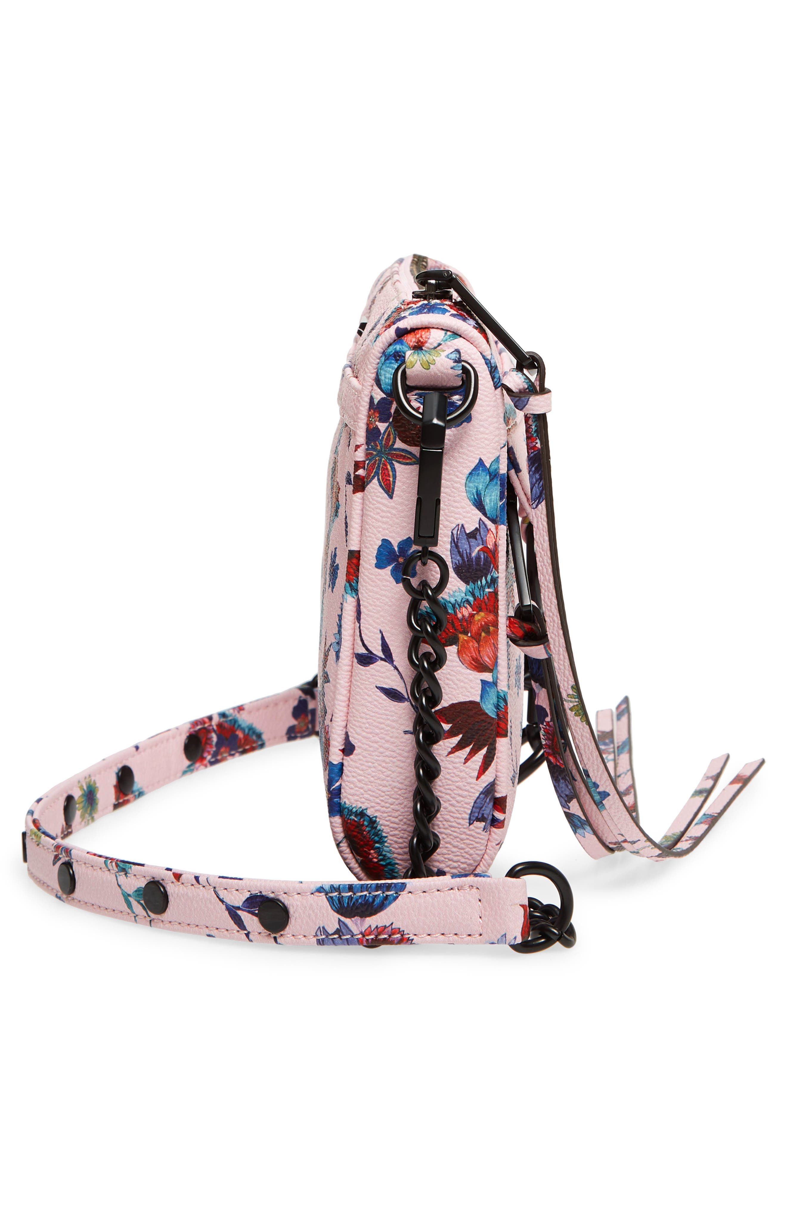 Mini MAC Convertible Crossbody Bag,                             Alternate thumbnail 10, color,