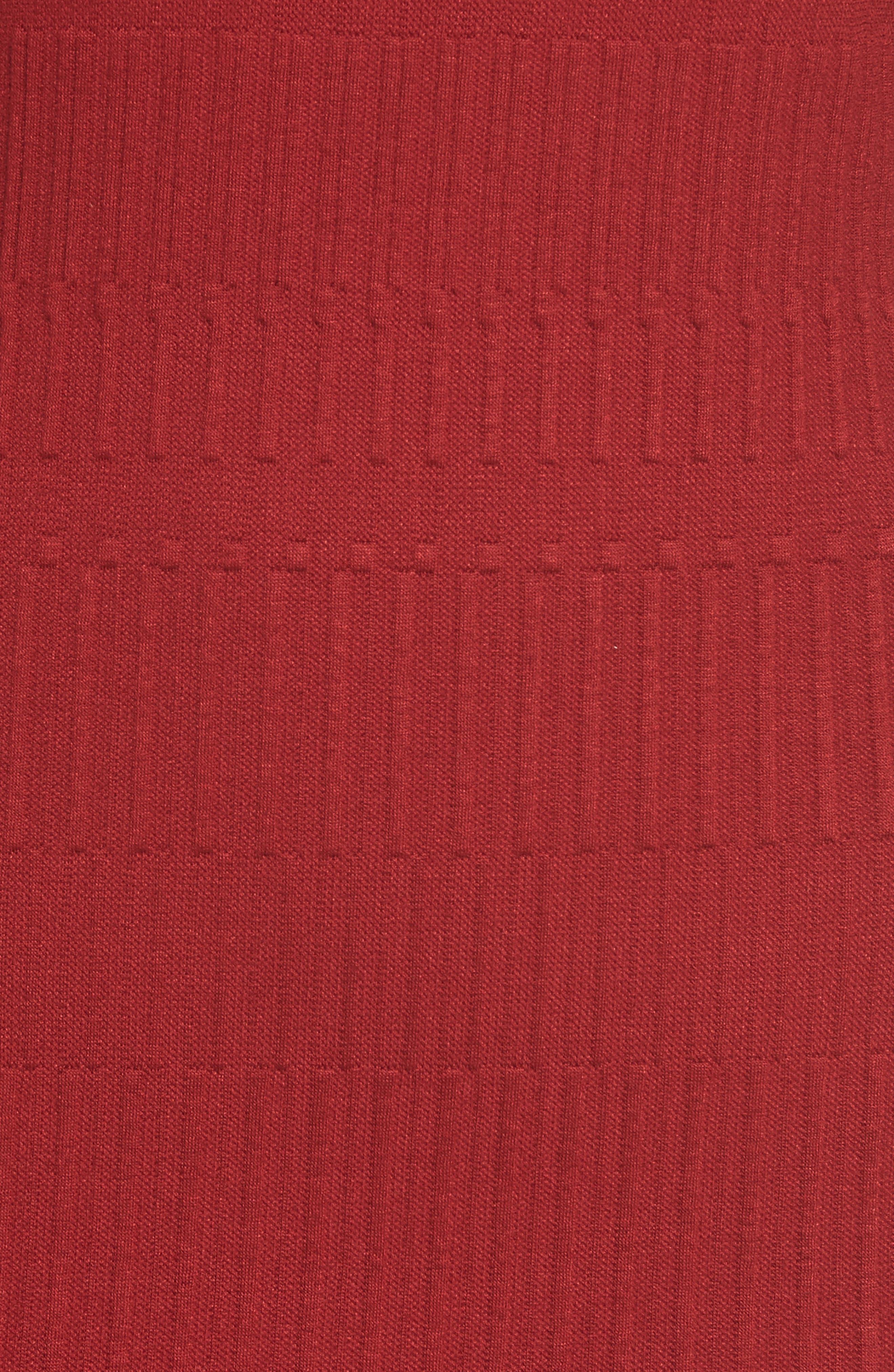 Hadea Knit Sheath Dress,                             Alternate thumbnail 5, color,                             619