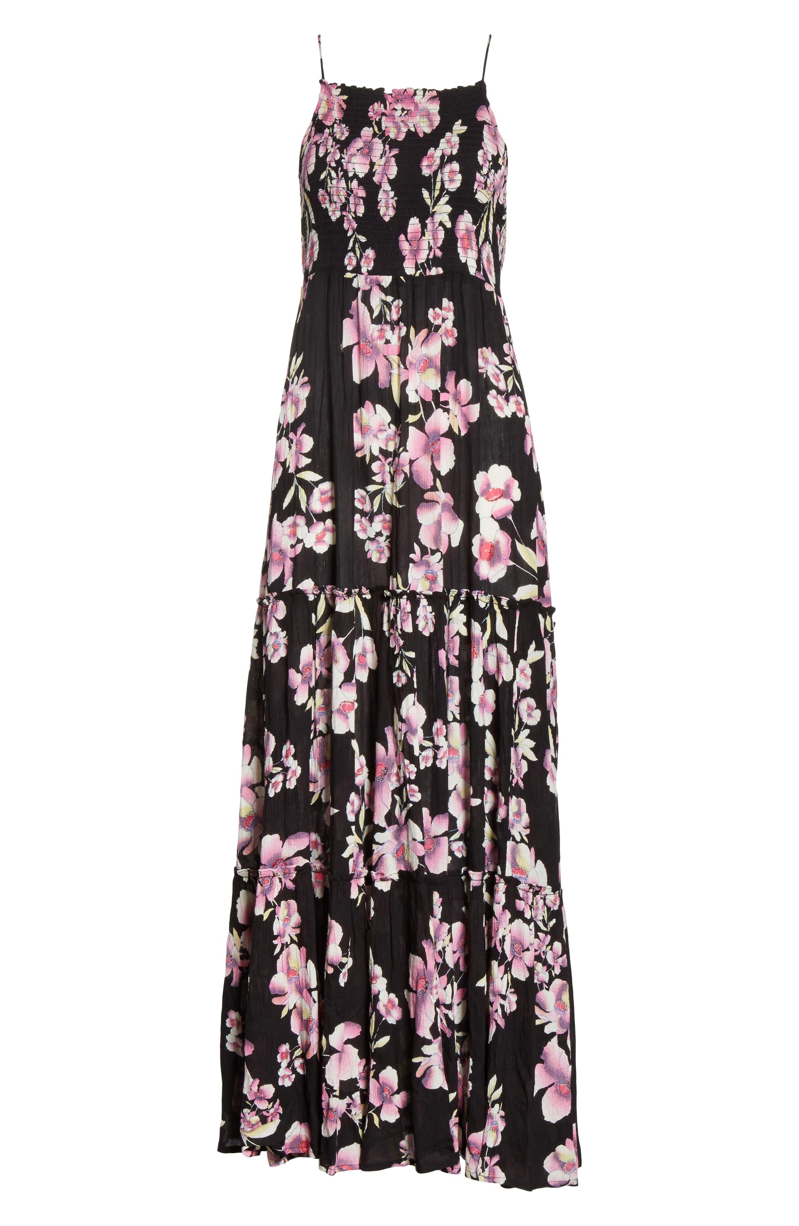 Garden Party Maxi Dress,                             Alternate thumbnail 43, color,