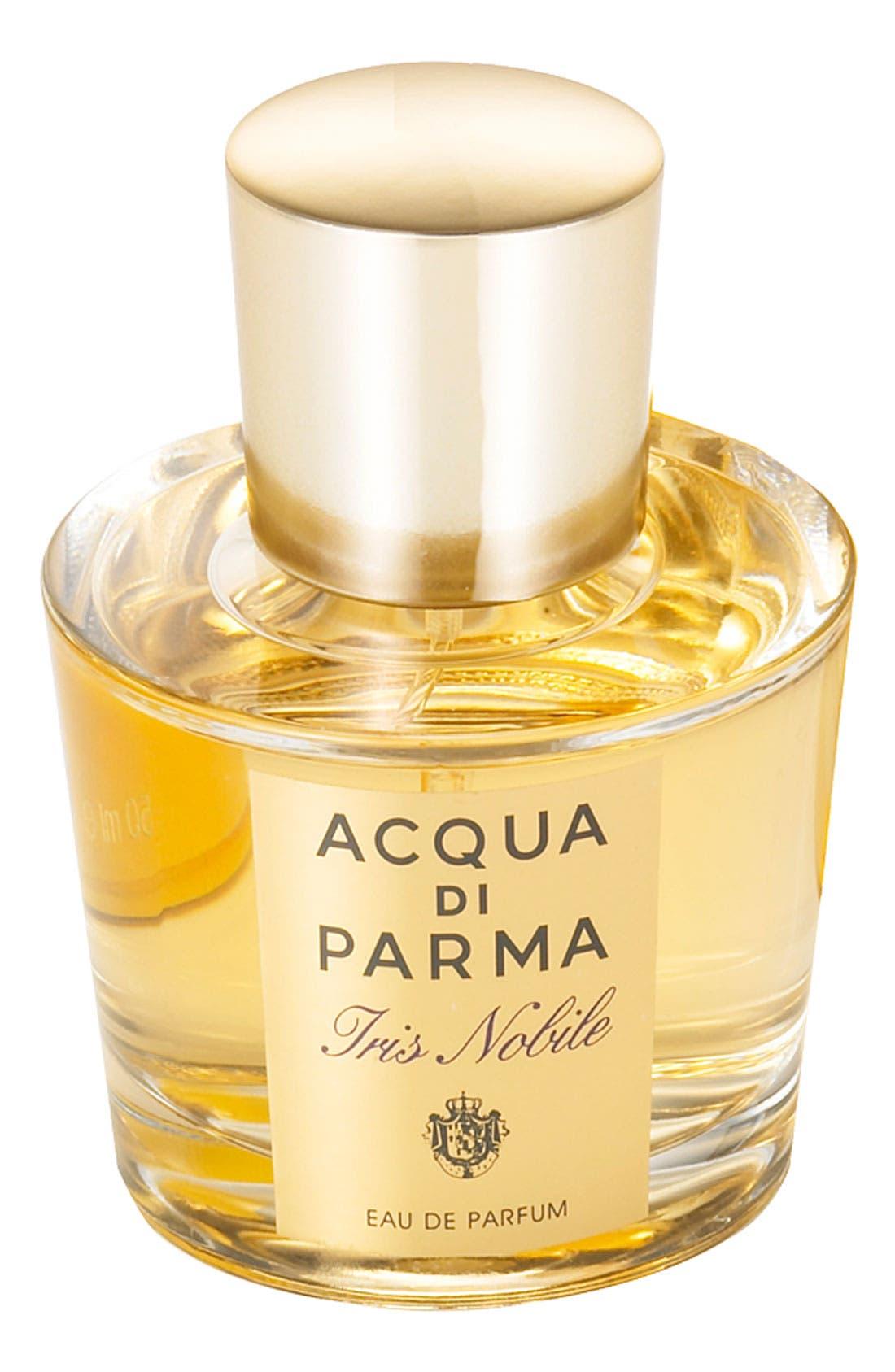 'Iris Nobile' Eau de Parfum,                             Main thumbnail 1, color,                             NO COLOR