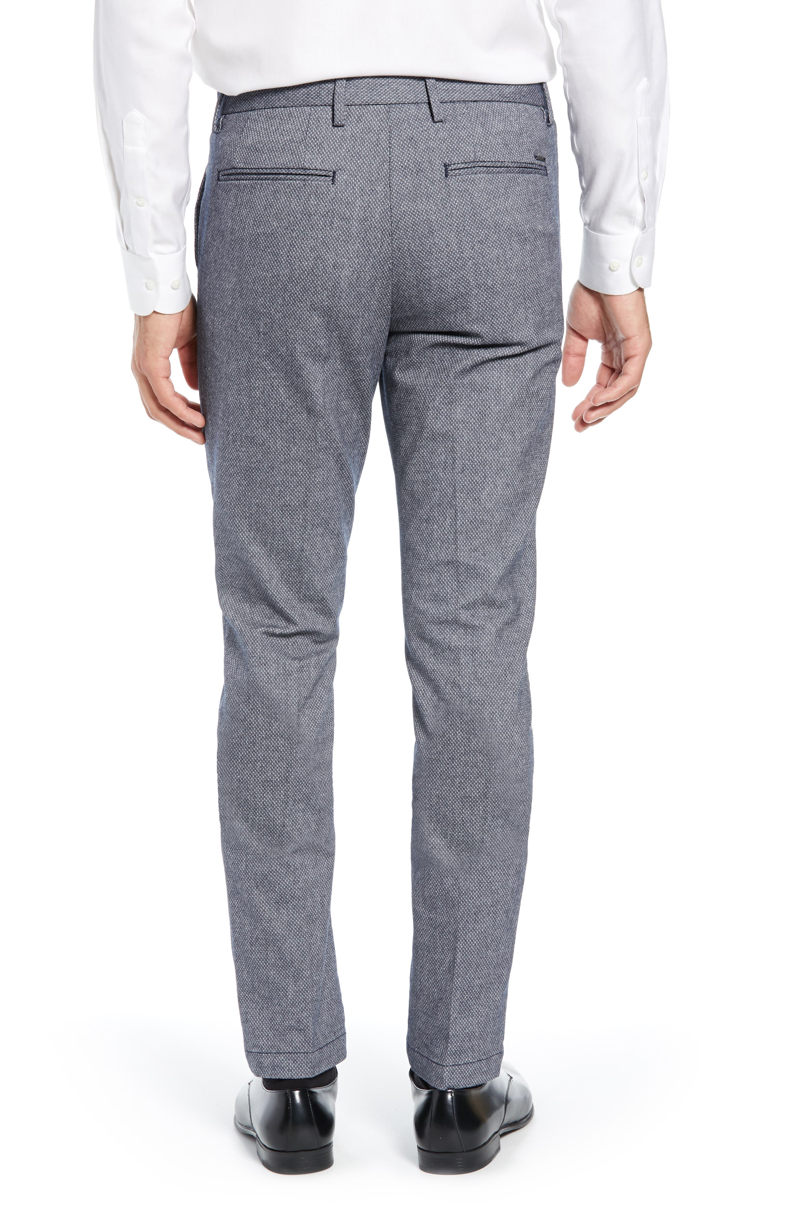 Kaito Slim Fit Pants,                             Alternate thumbnail 2, color,                             NAVY