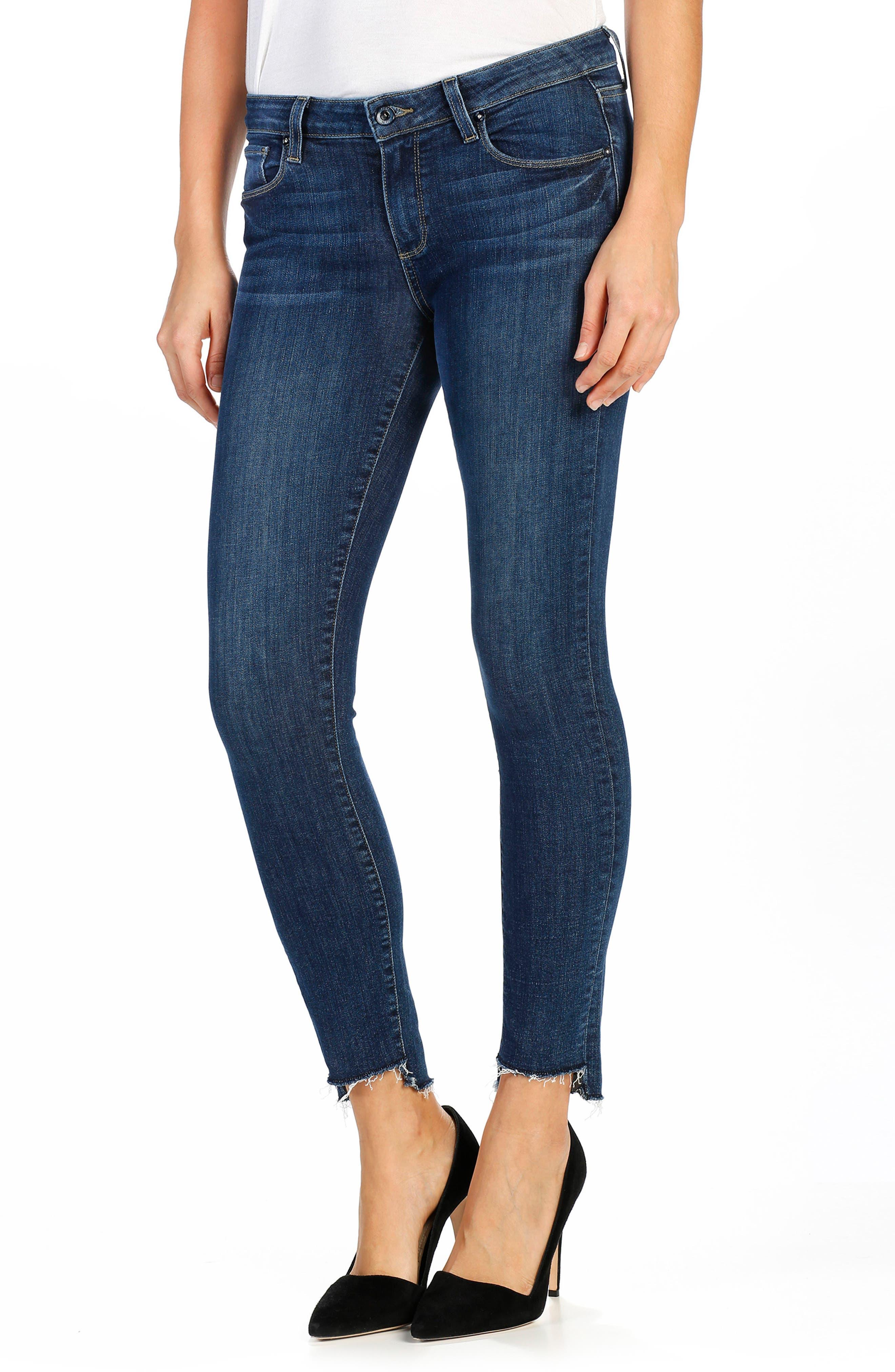 Legacy - Verdugo Step Hem Skinny Jeans,                             Alternate thumbnail 2, color,                             400