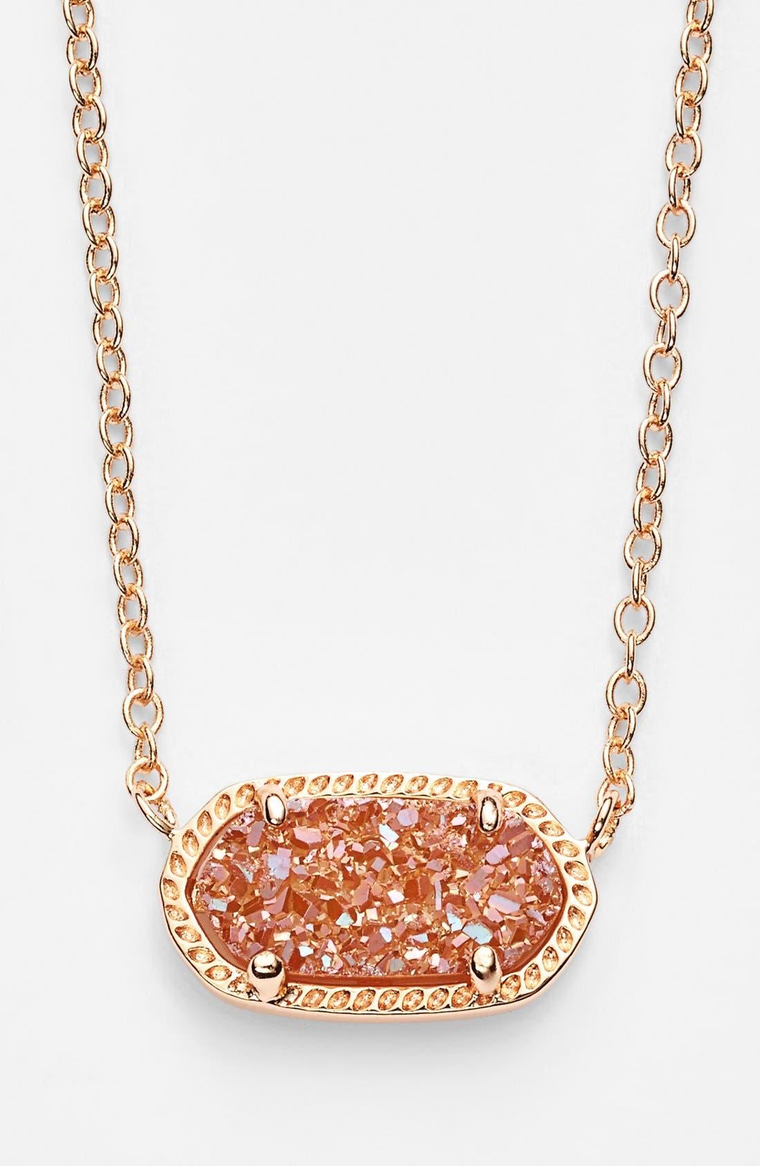'Elisa' Pendant Necklace,                             Main thumbnail 75, color,