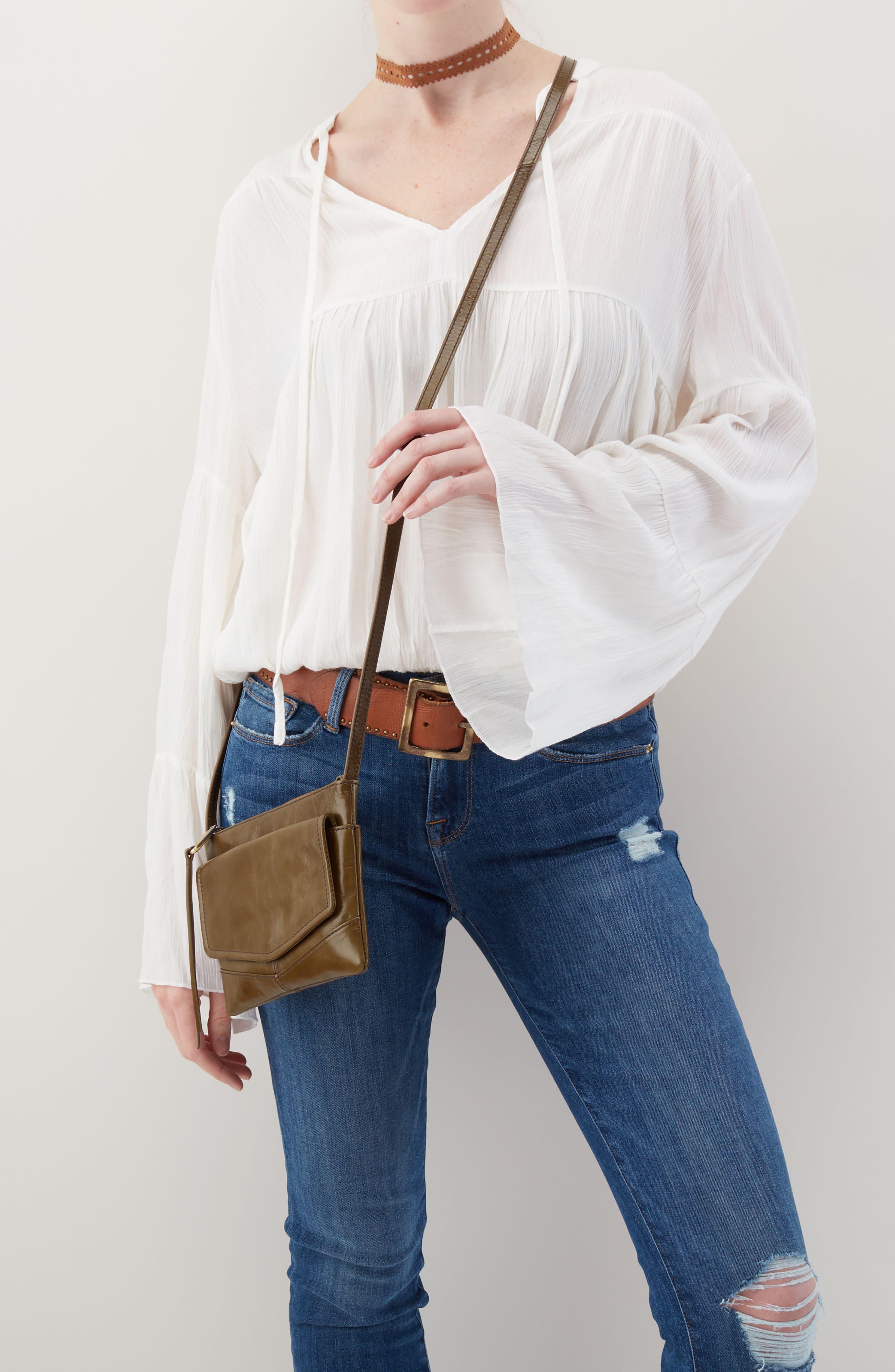 Amble Leather Crossbody Bag,                             Alternate thumbnail 45, color,