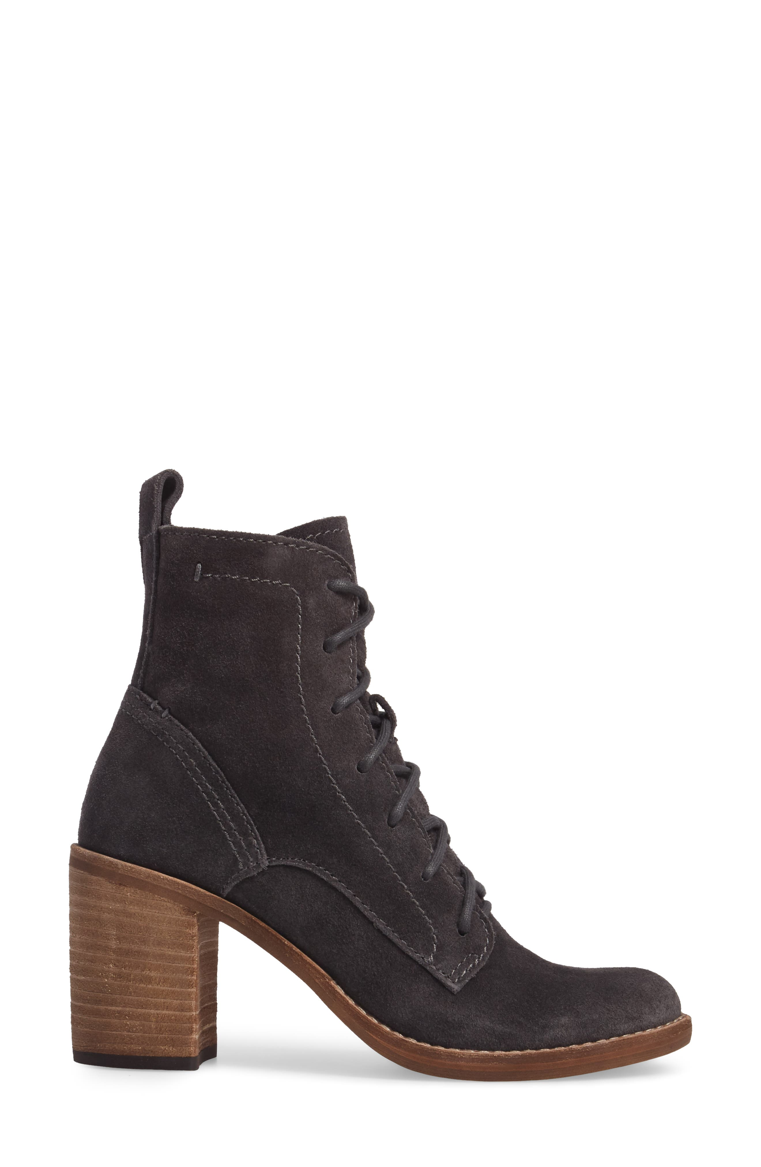Rowly Lace-Up Bootie,                             Alternate thumbnail 5, color,