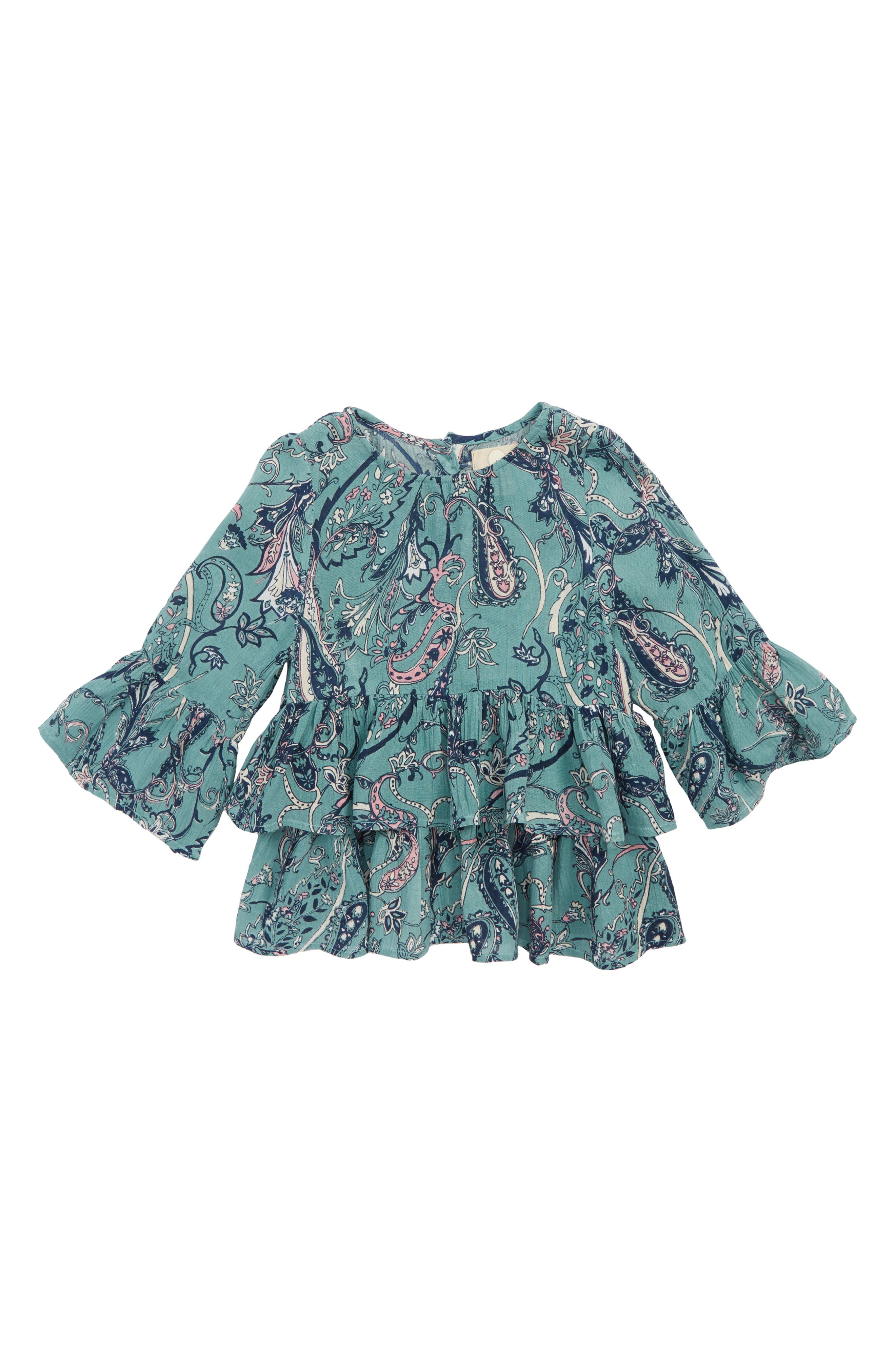 Monica Top,                         Main,                         color, TEAL