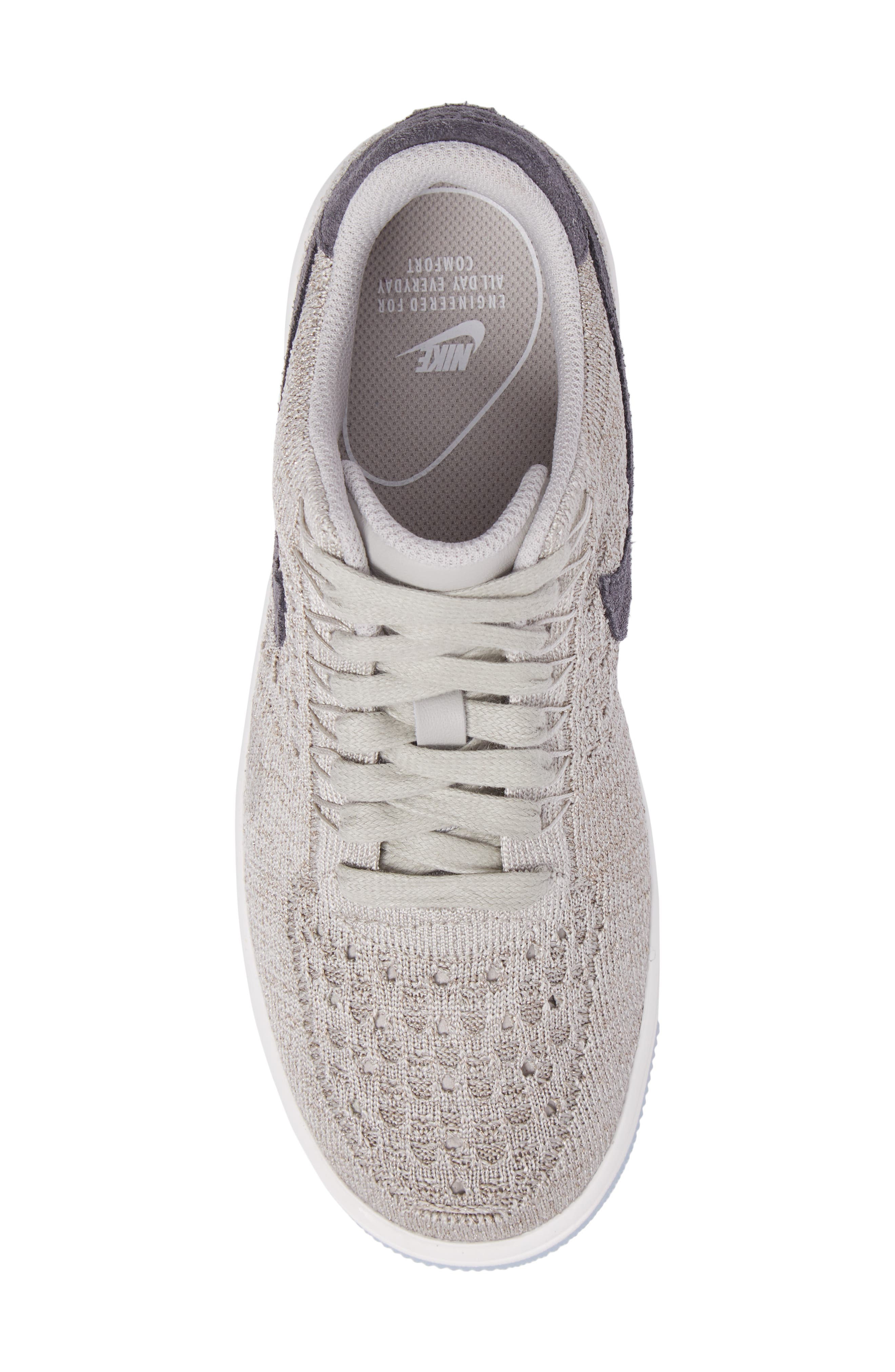 'Air Force 1 Flyknit Low' Sneaker,                             Alternate thumbnail 30, color,