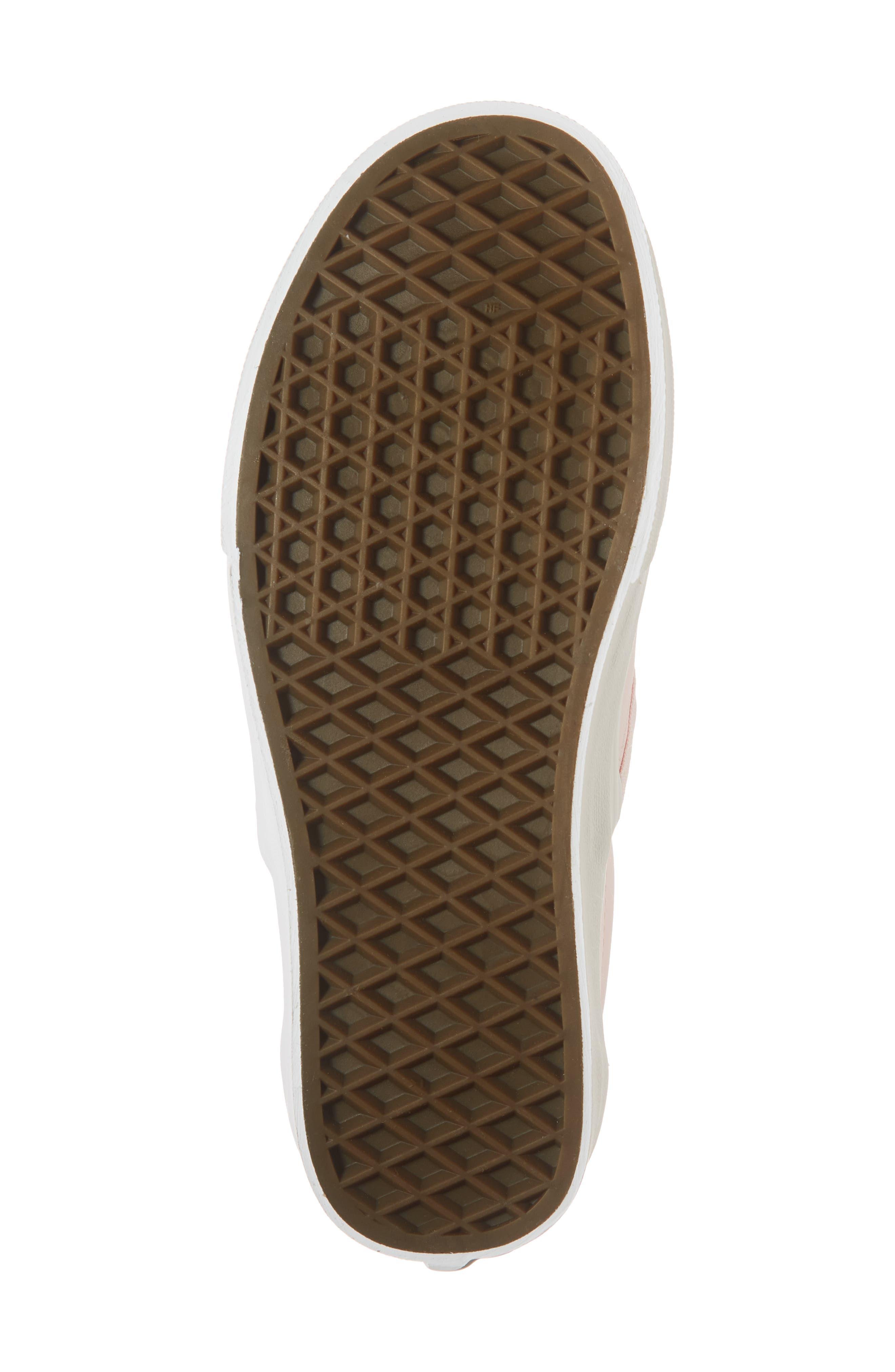 UA Classic Slip-On Sneaker,                             Alternate thumbnail 6, color,                             680