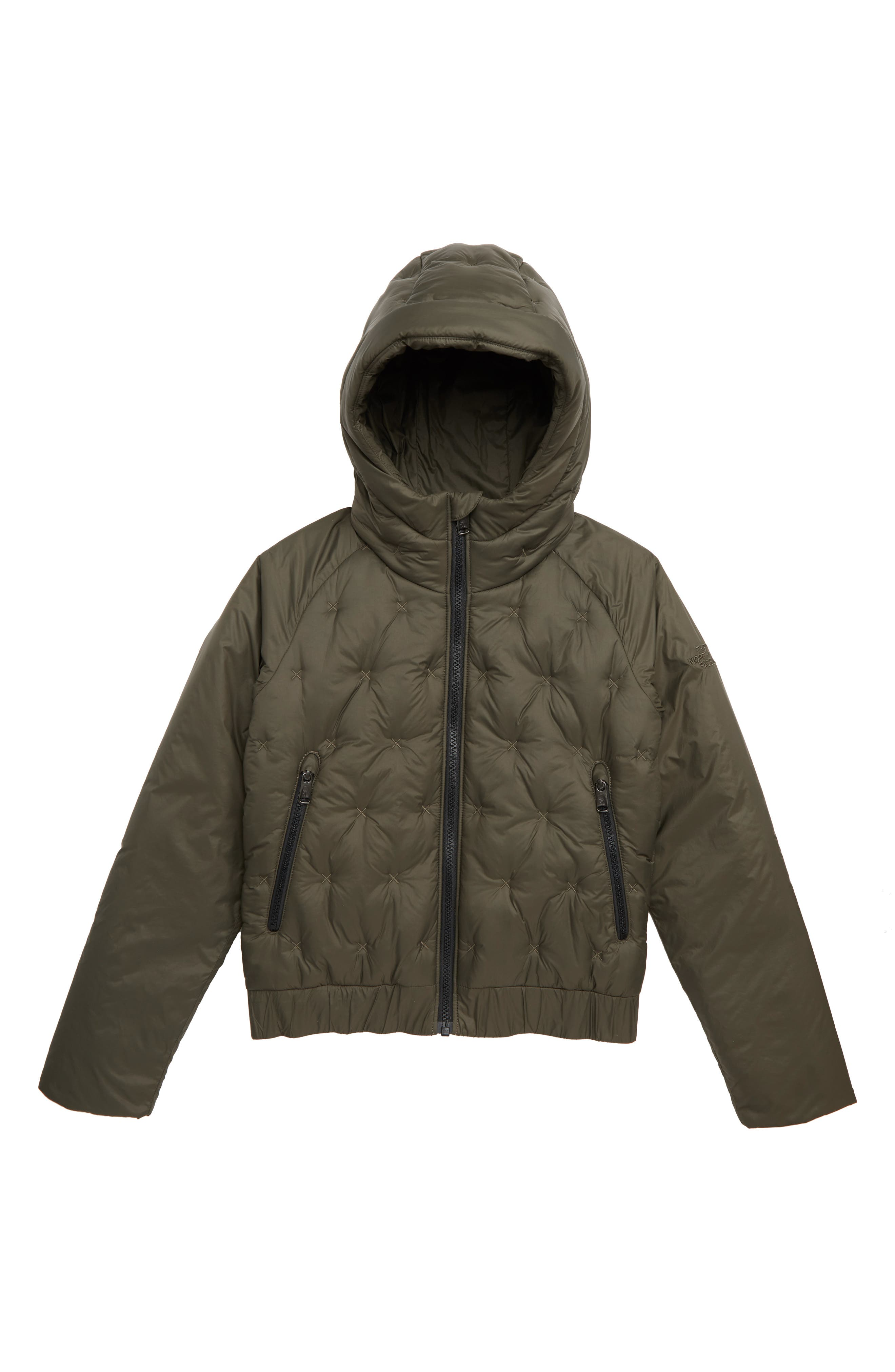 Moondoggy 2.0 Water Repellent Down Jacket,                         Main,                         color, NEW TAUPE GREEN