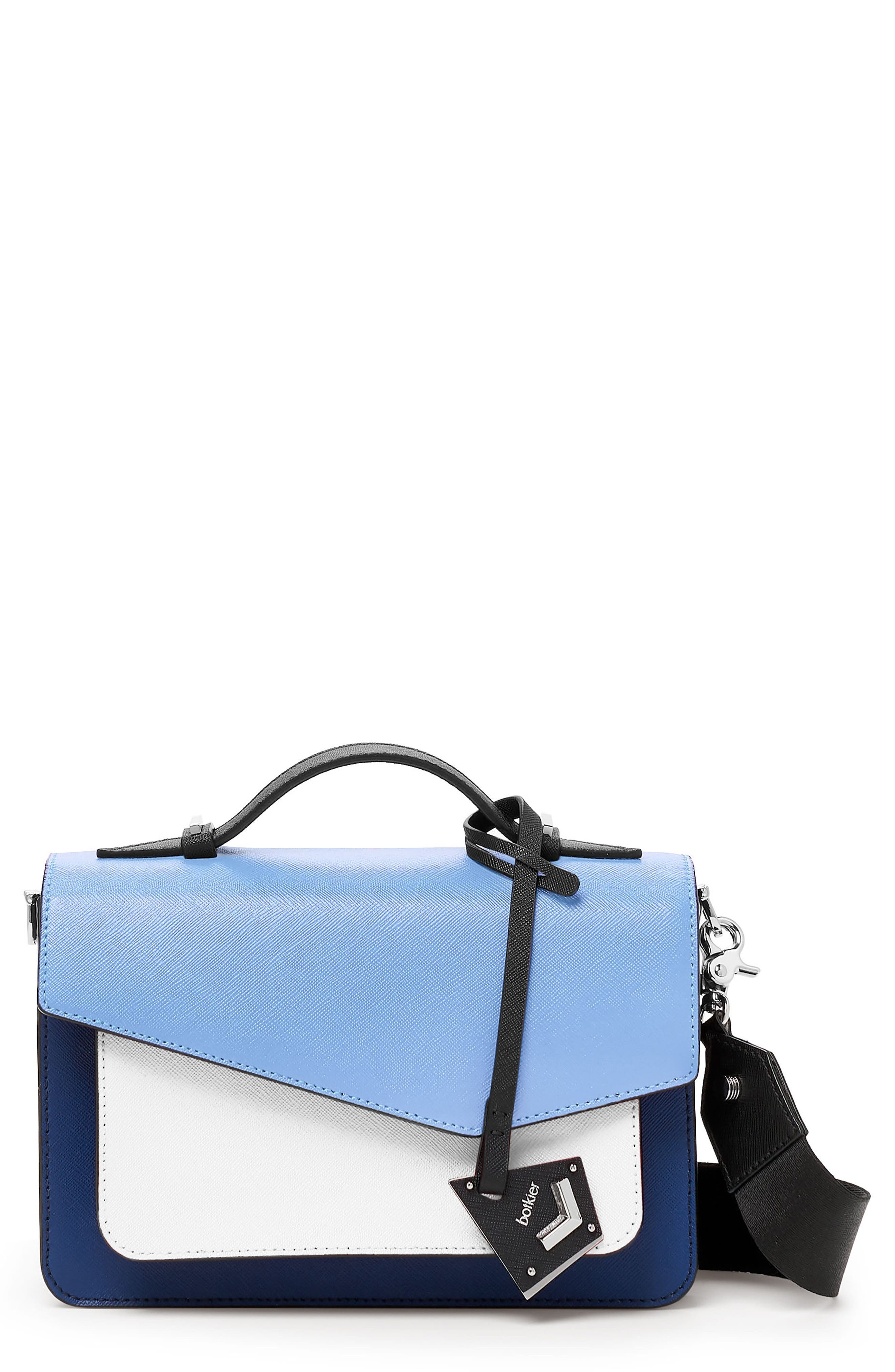 Cobble Hill Leather Crossbody Bag,                             Main thumbnail 11, color,