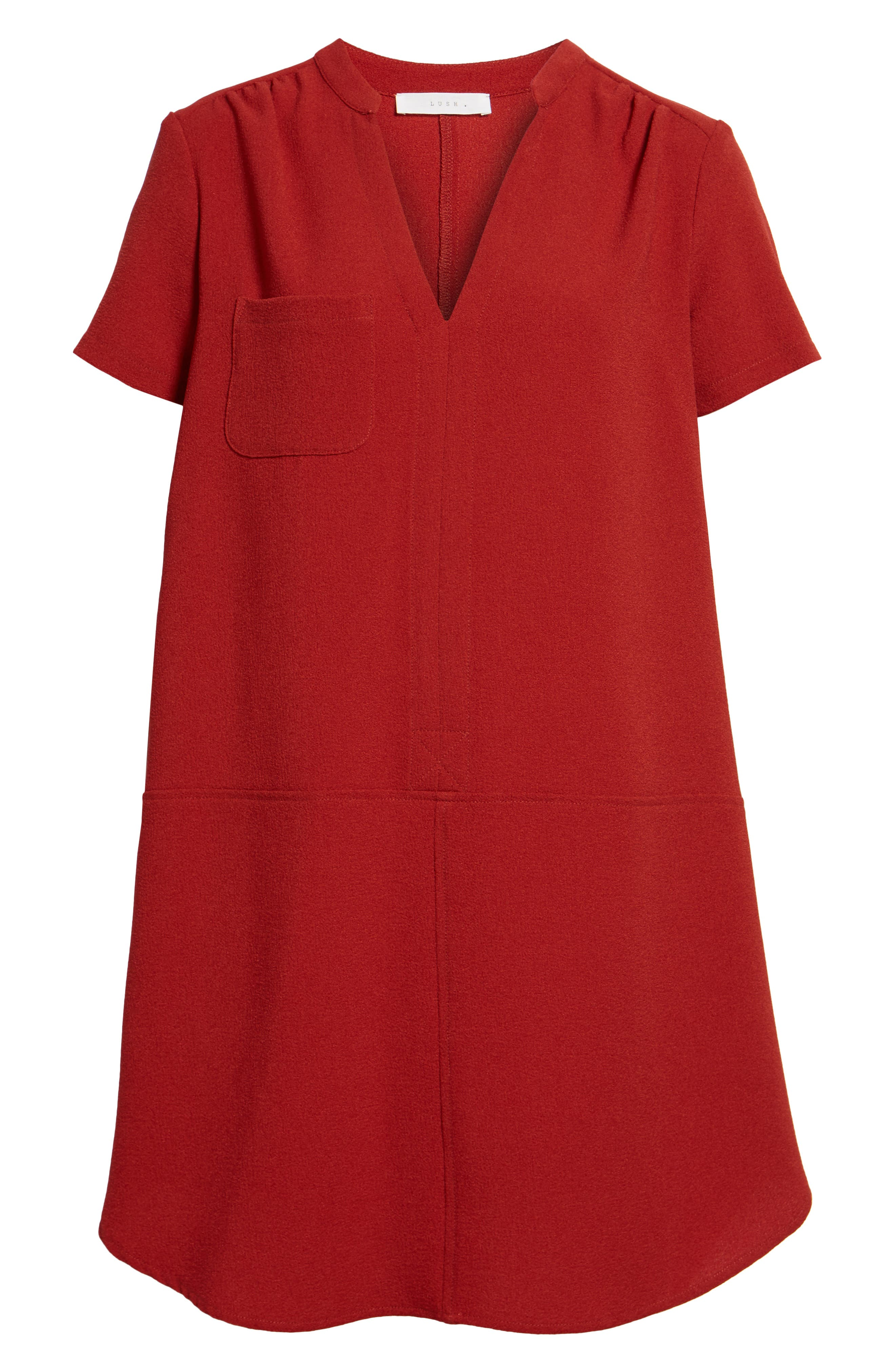 Hailey Crepe Dress,                             Alternate thumbnail 157, color,